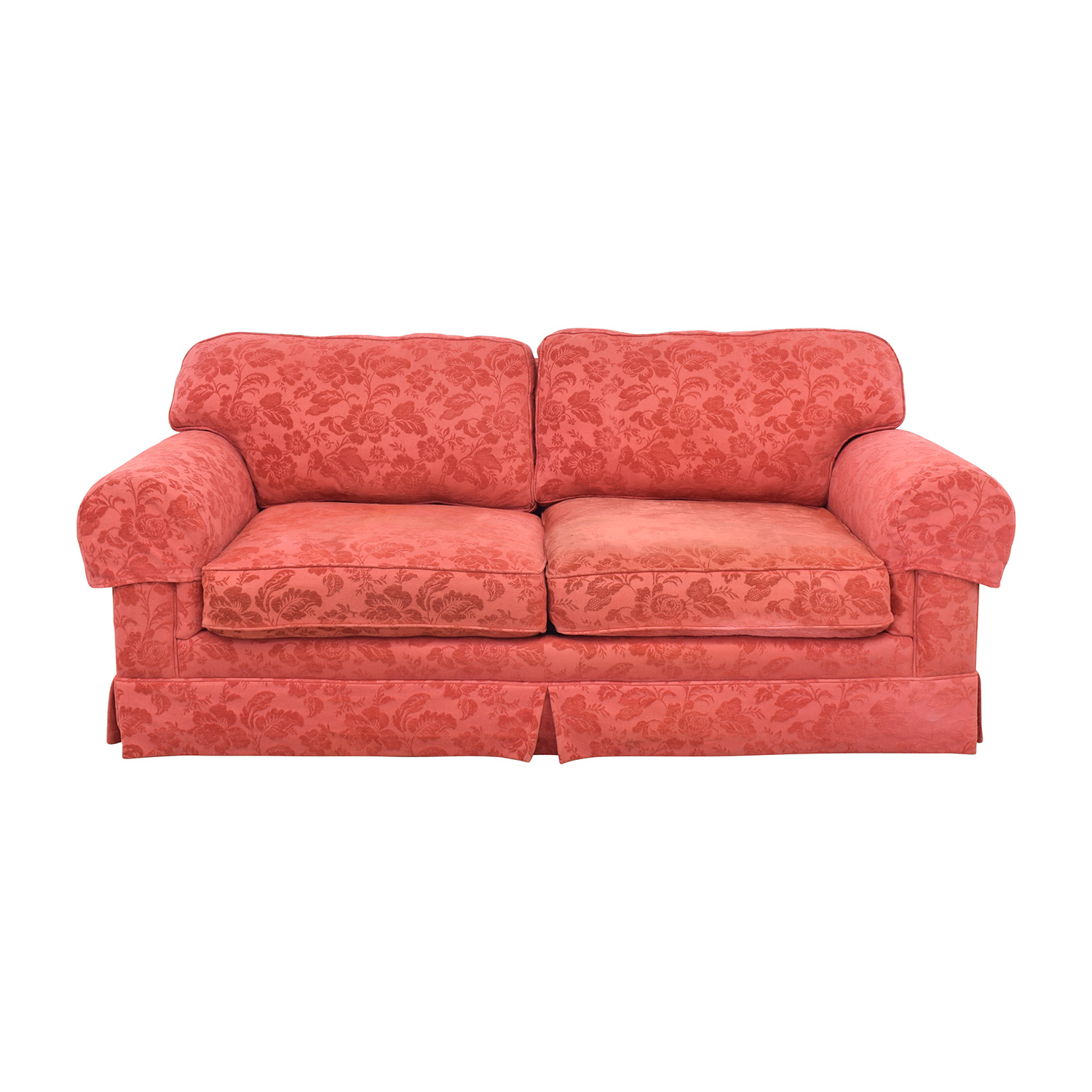 Lee Industries Two Cushion Sofa / Classic Sofas