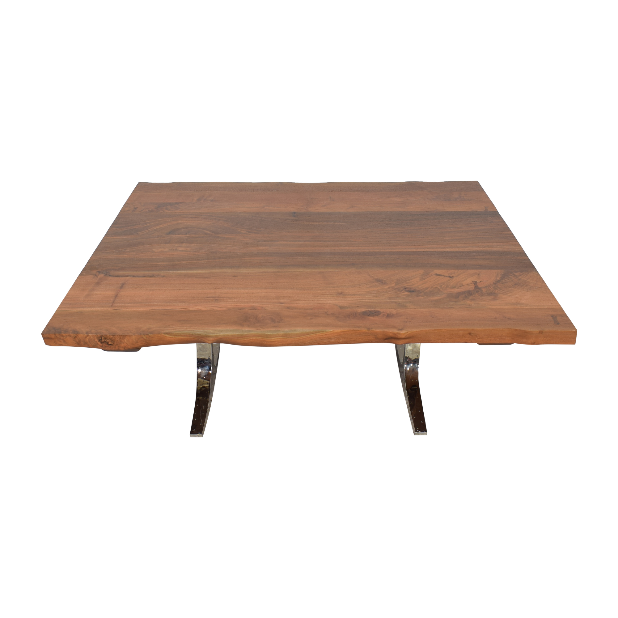 Hudson Furniture & Bedding Hudson Furniture Live Edge Dining Table Dinner Tables