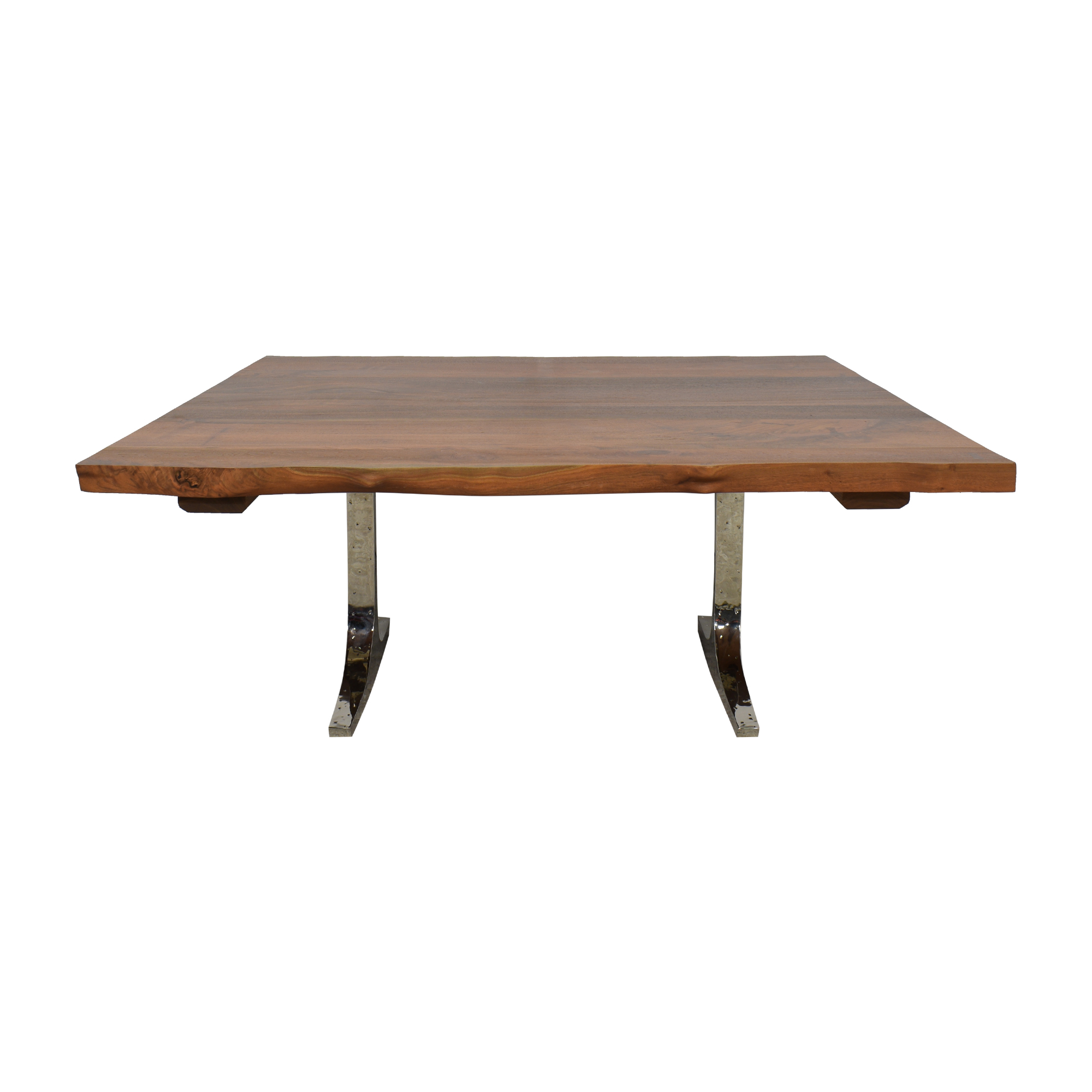 shop Hudson Furniture Live Edge Dining Table Hudson Furniture & Bedding Dinner Tables