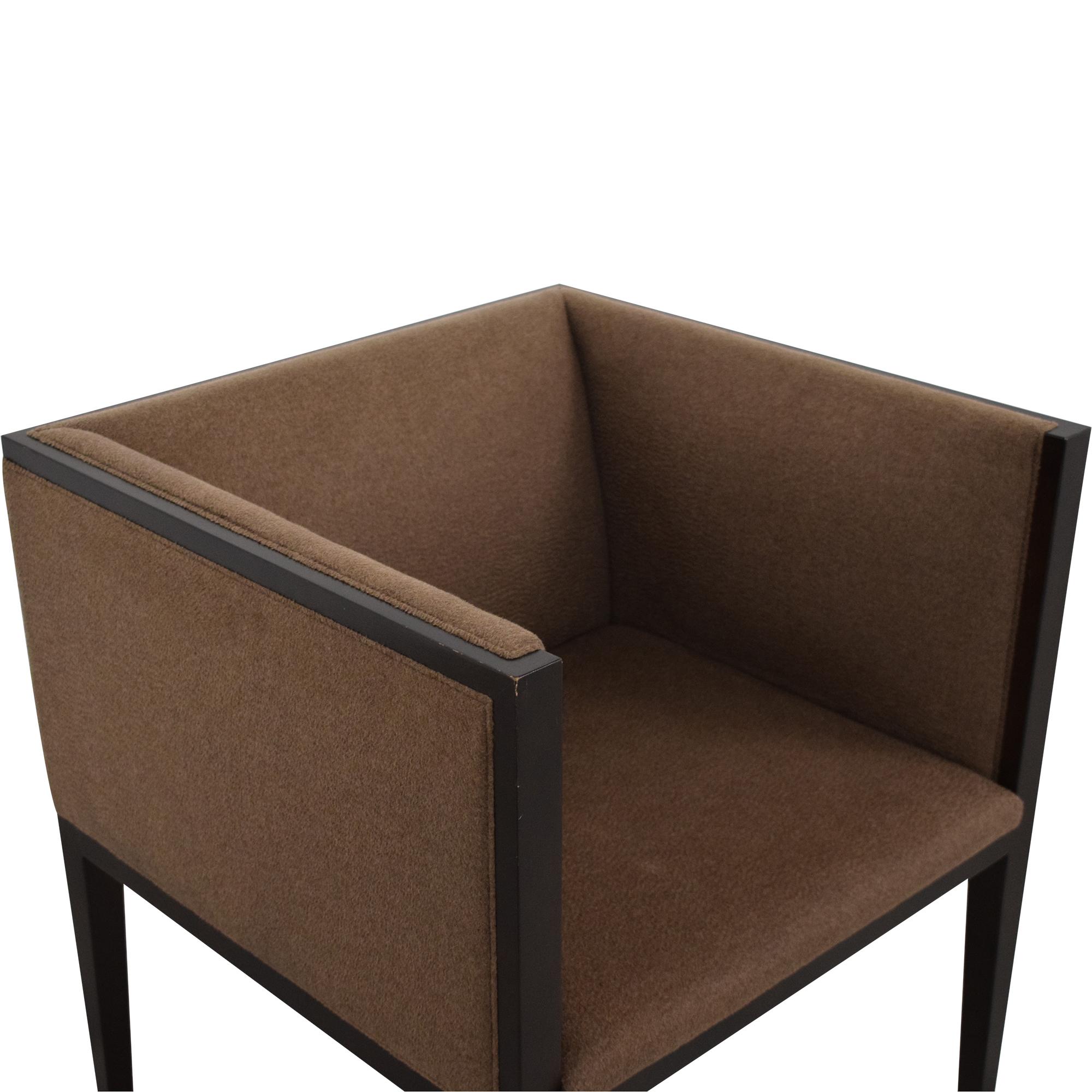 Hudson Furniture & Bedding Hudson Furniture & Bedding Tuxedo Accent Chair