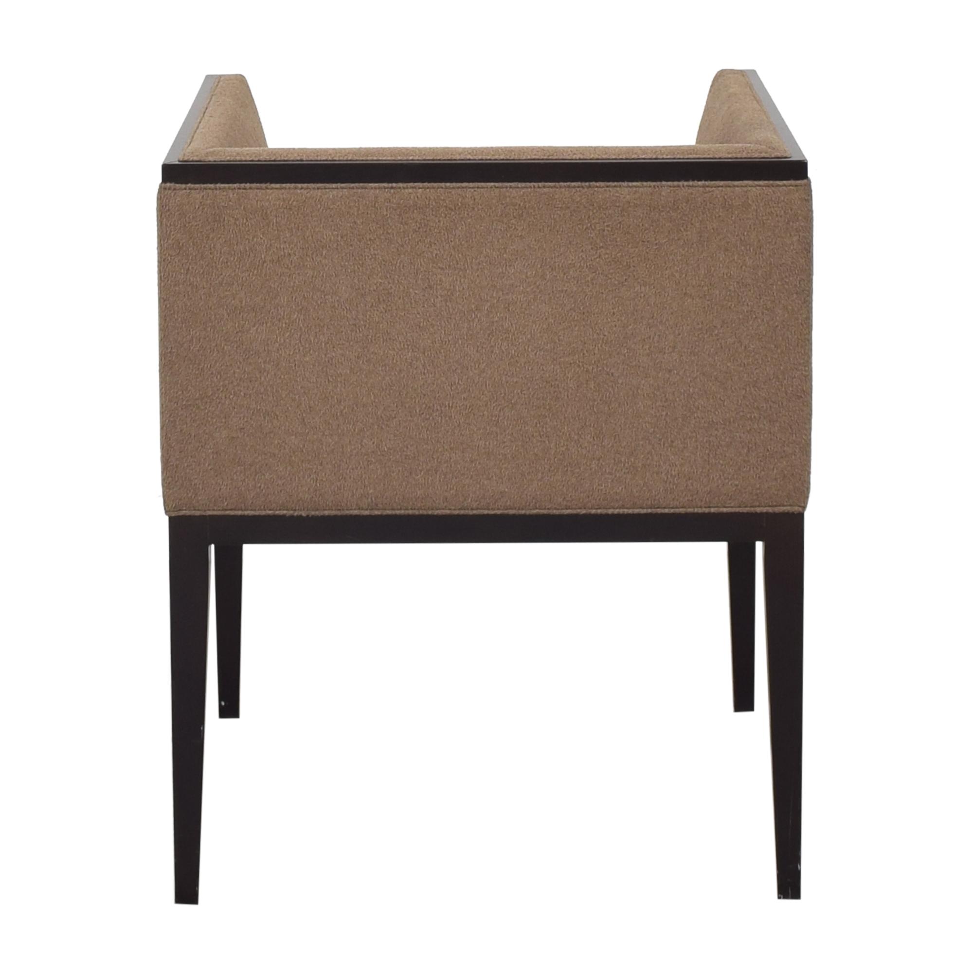 Hudson Furniture & Bedding Tuxedo Accent Chair Hudson Furniture & Bedding