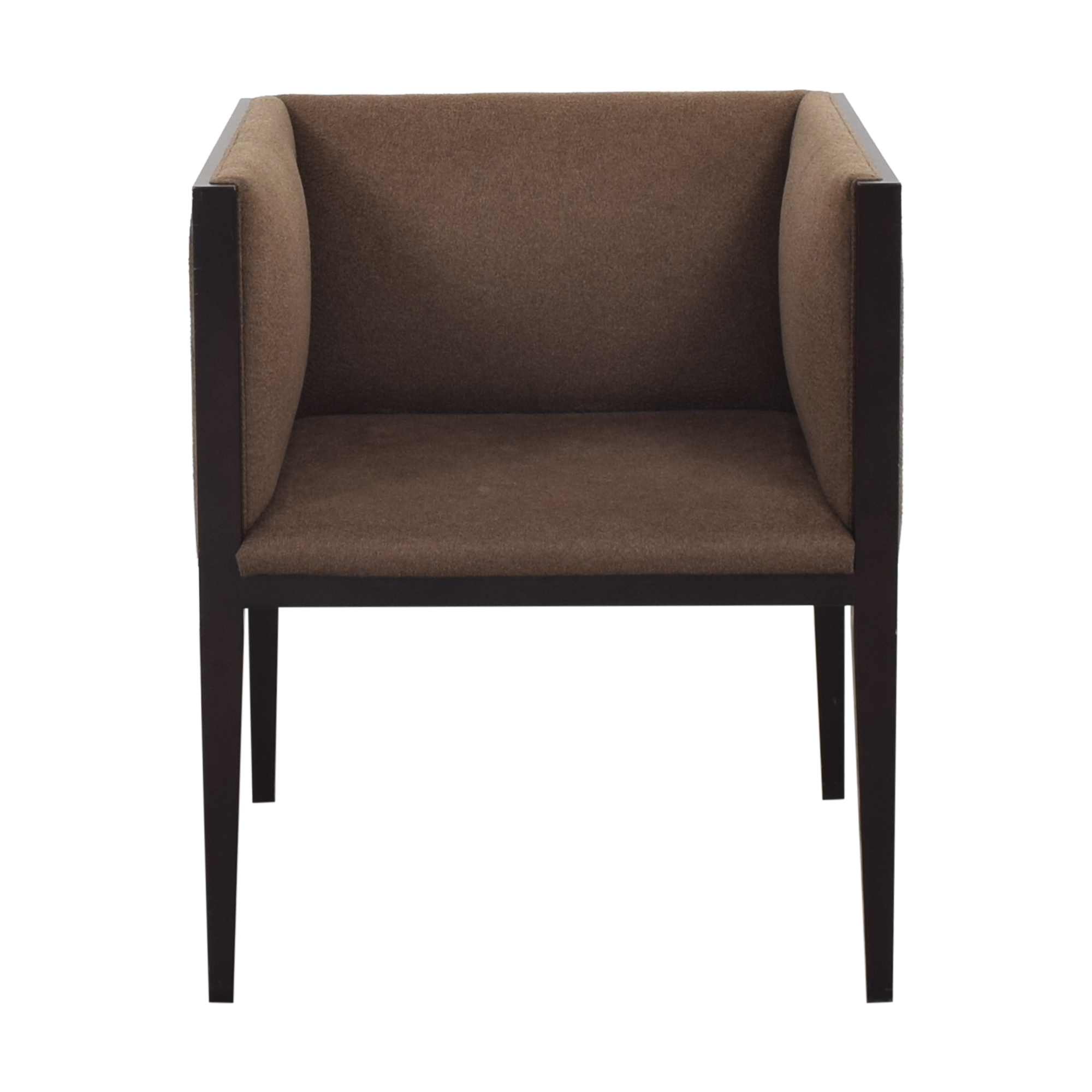Hudson Furniture & Bedding Hudson Furniture & Bedding Tuxedo Accent Chair nyc