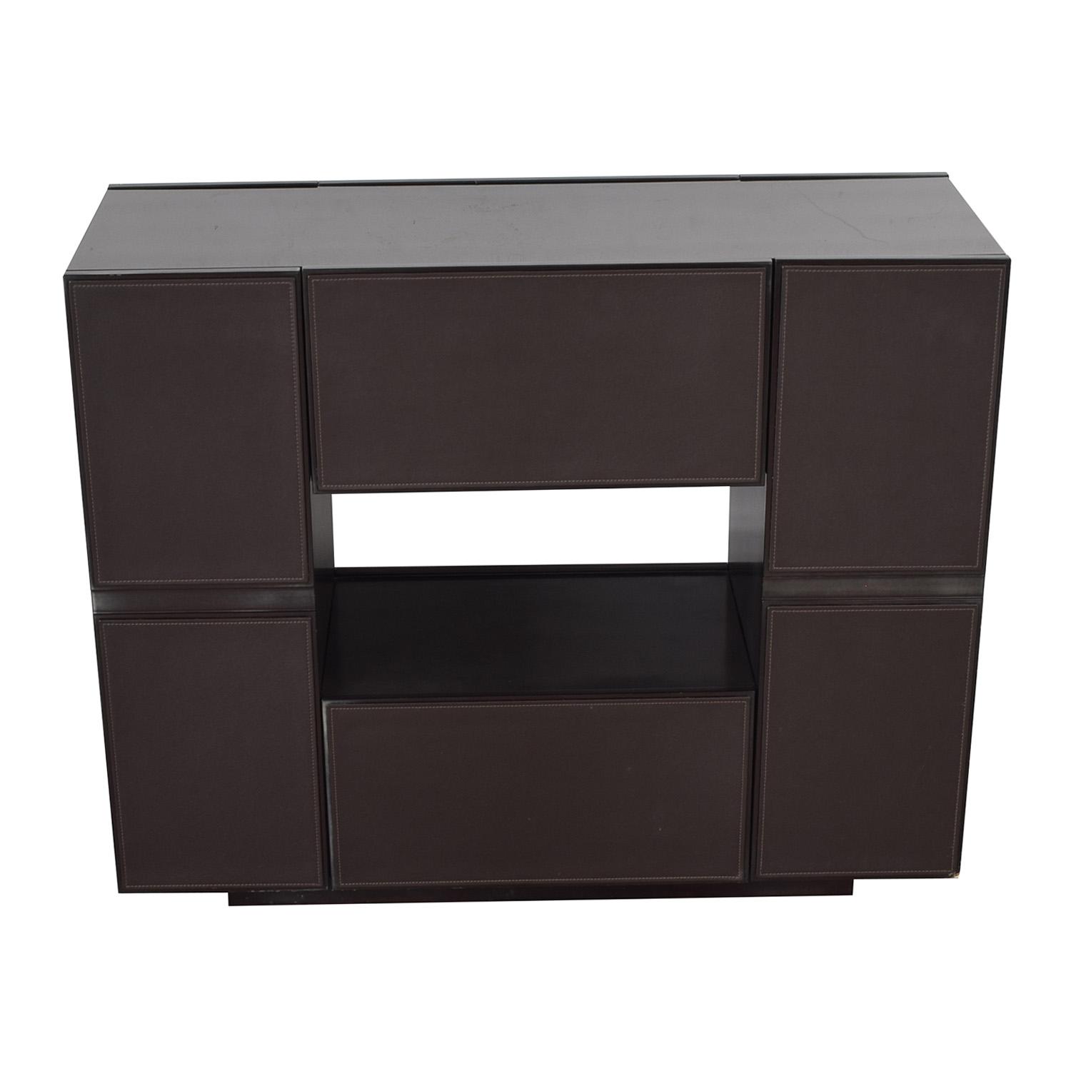 Moura Starr Moura Starr Bar Cabinet Storage