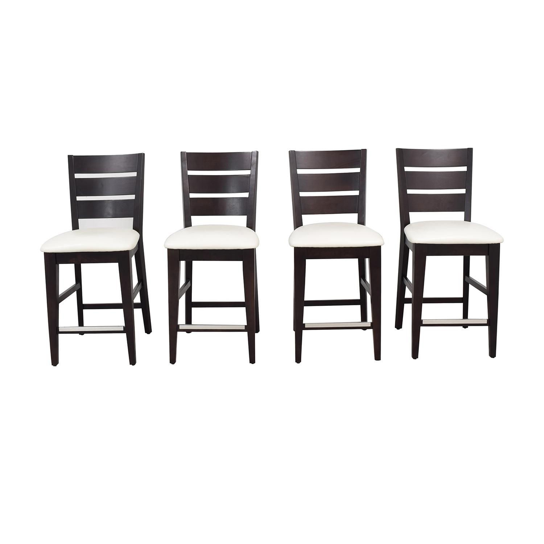 Thomasville Thomasville Upholstered Bar Chairs nyc
