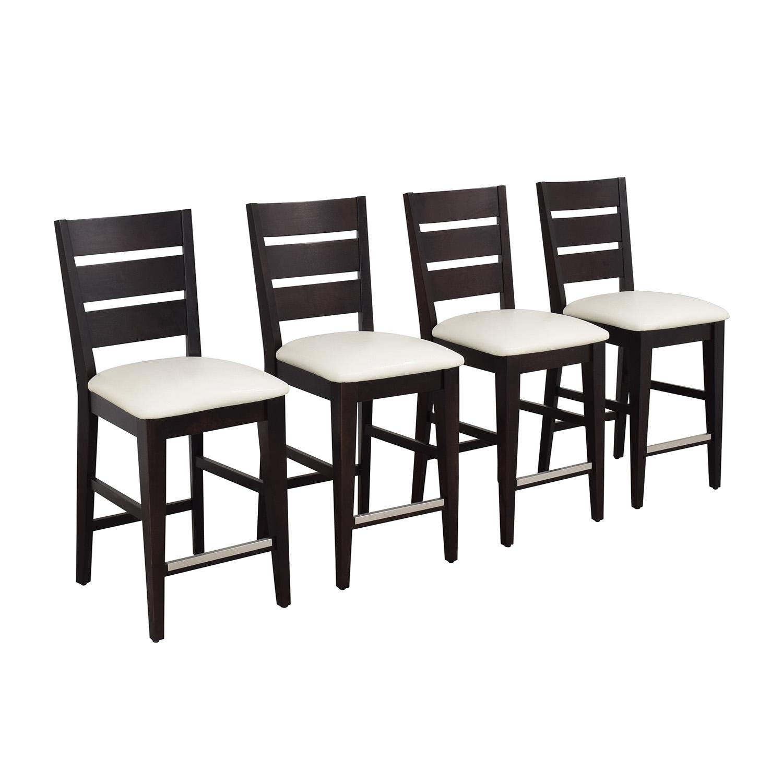 Thomasville Thomasville Upholstered Bar Chairs ct