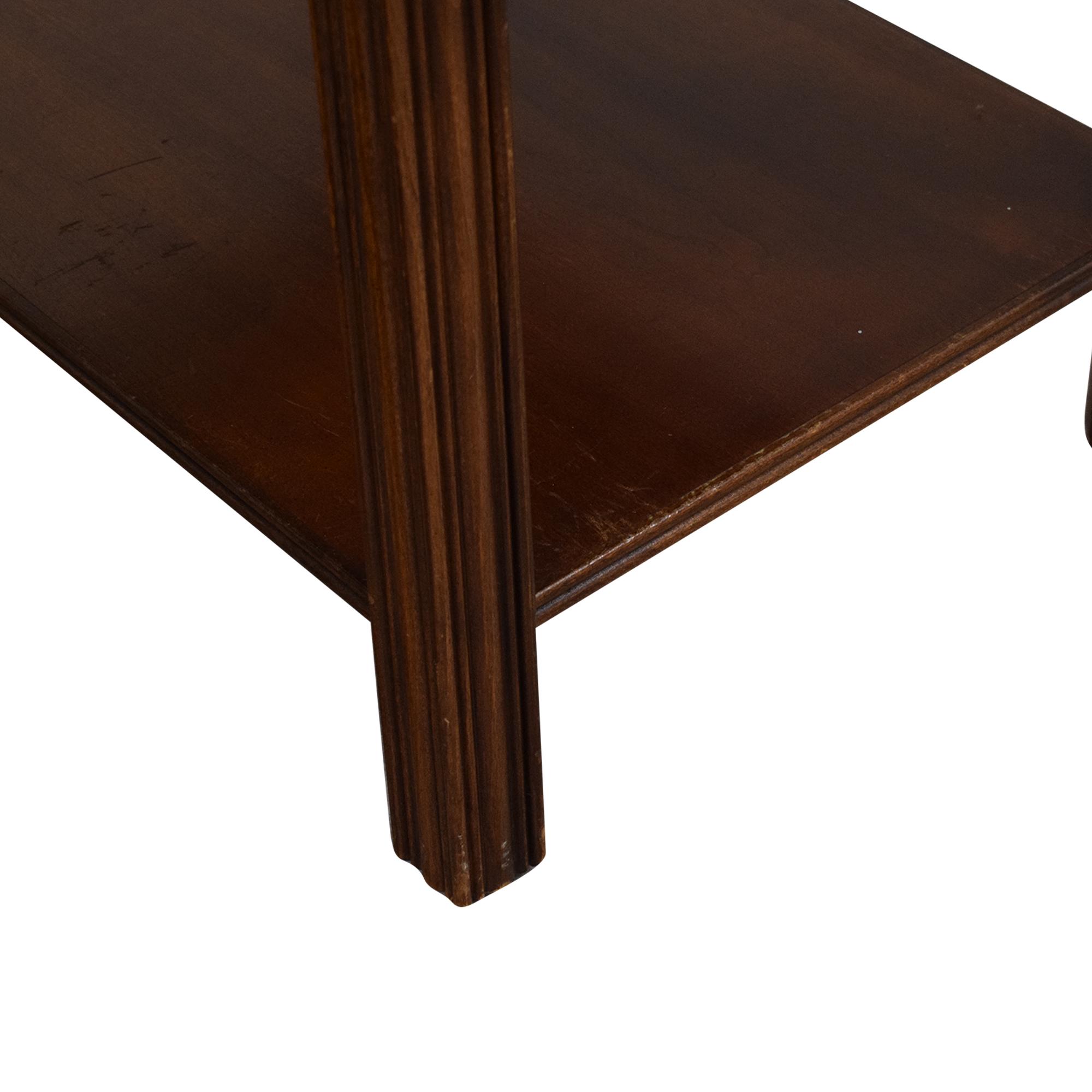 Lane Furniture Lane Furniture Side Tables dark brown