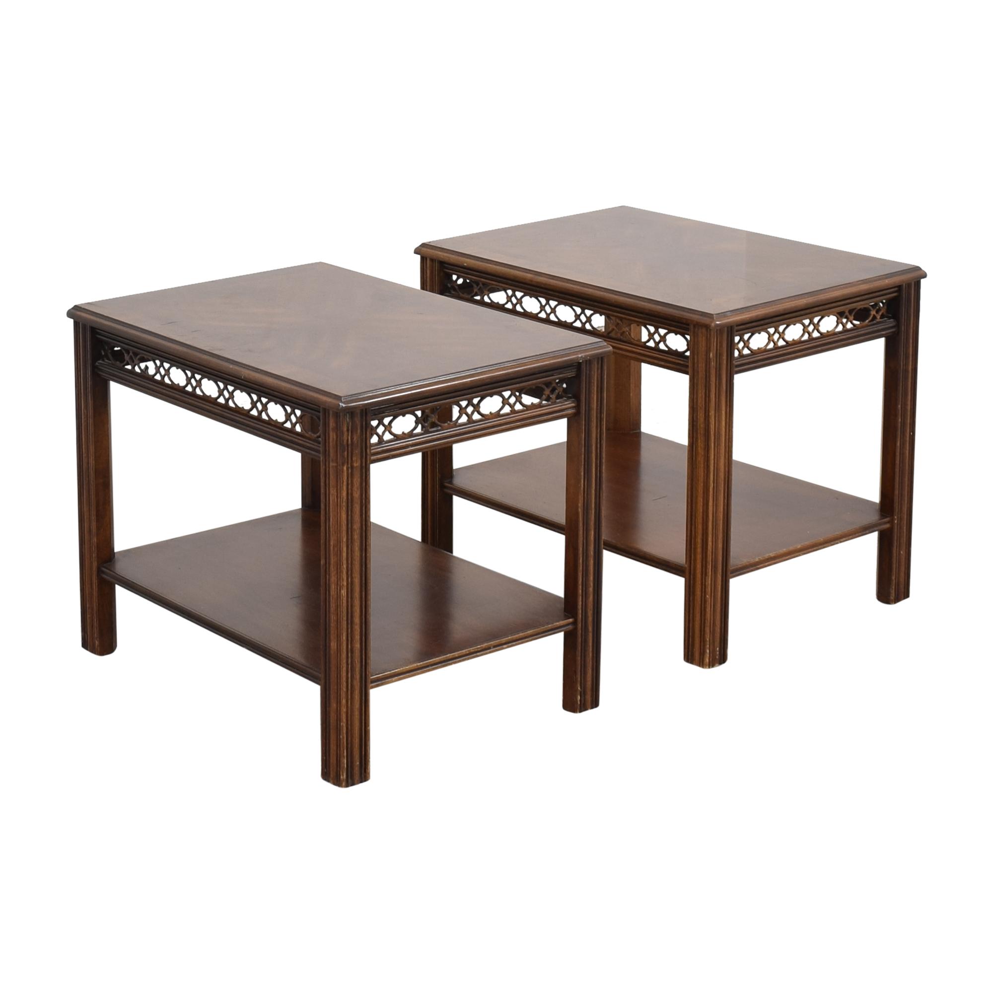 Lane Furniture Side Tables / Tables