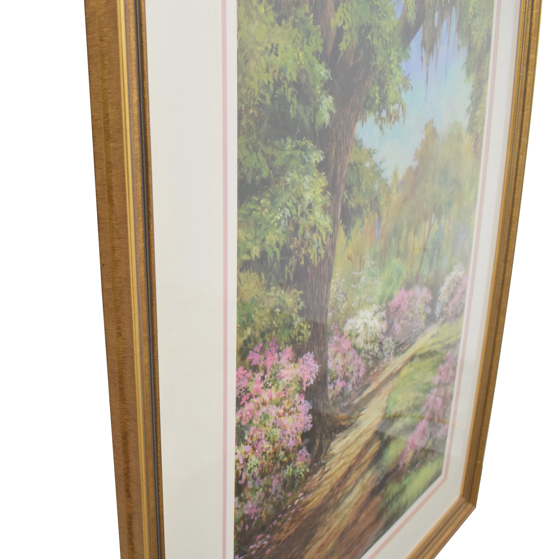 April Morning Framed Wall Art / Decor