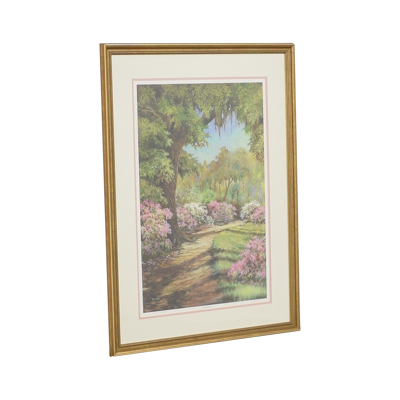 shop  April Morning Framed Wall Art online