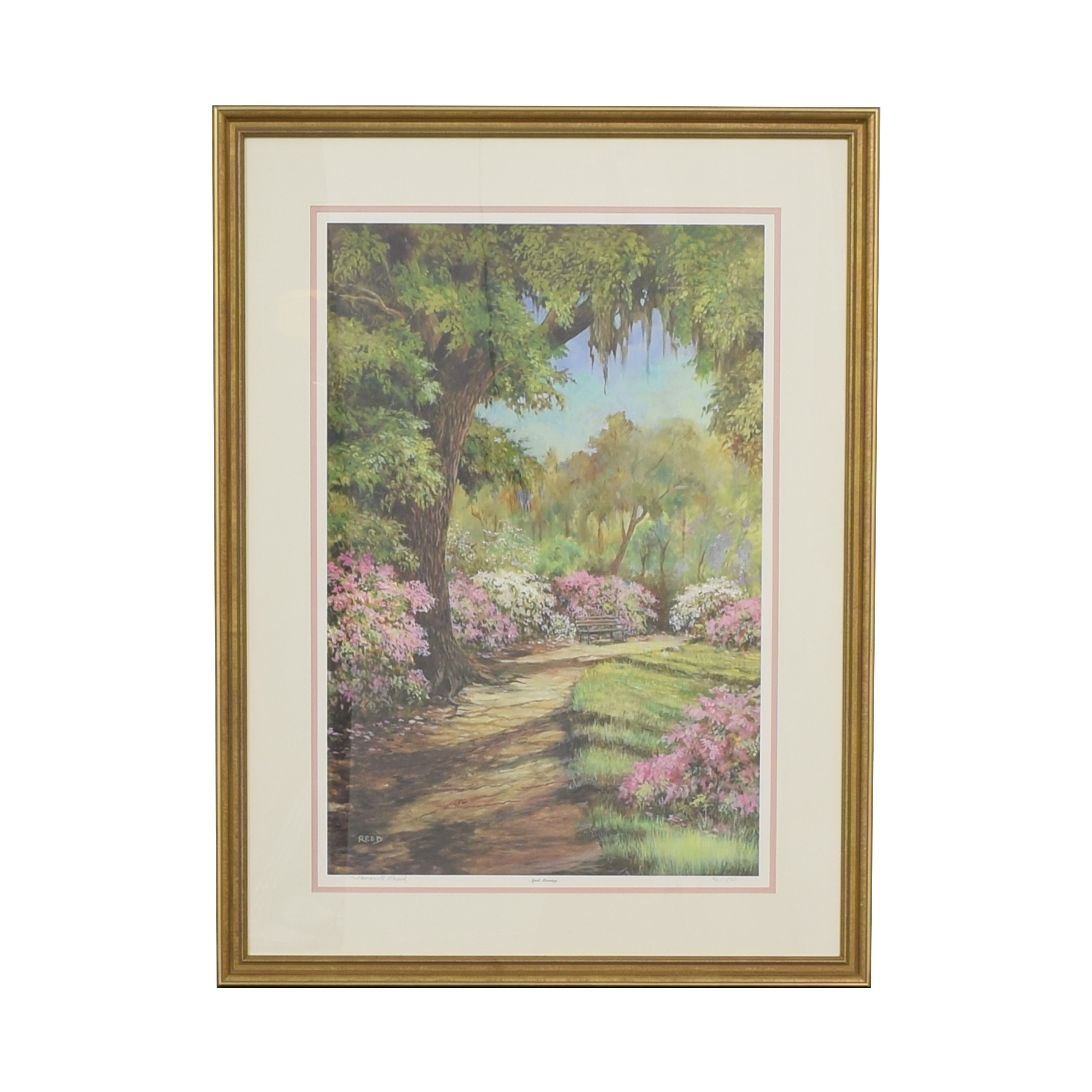 April Morning Framed Wall Art sale