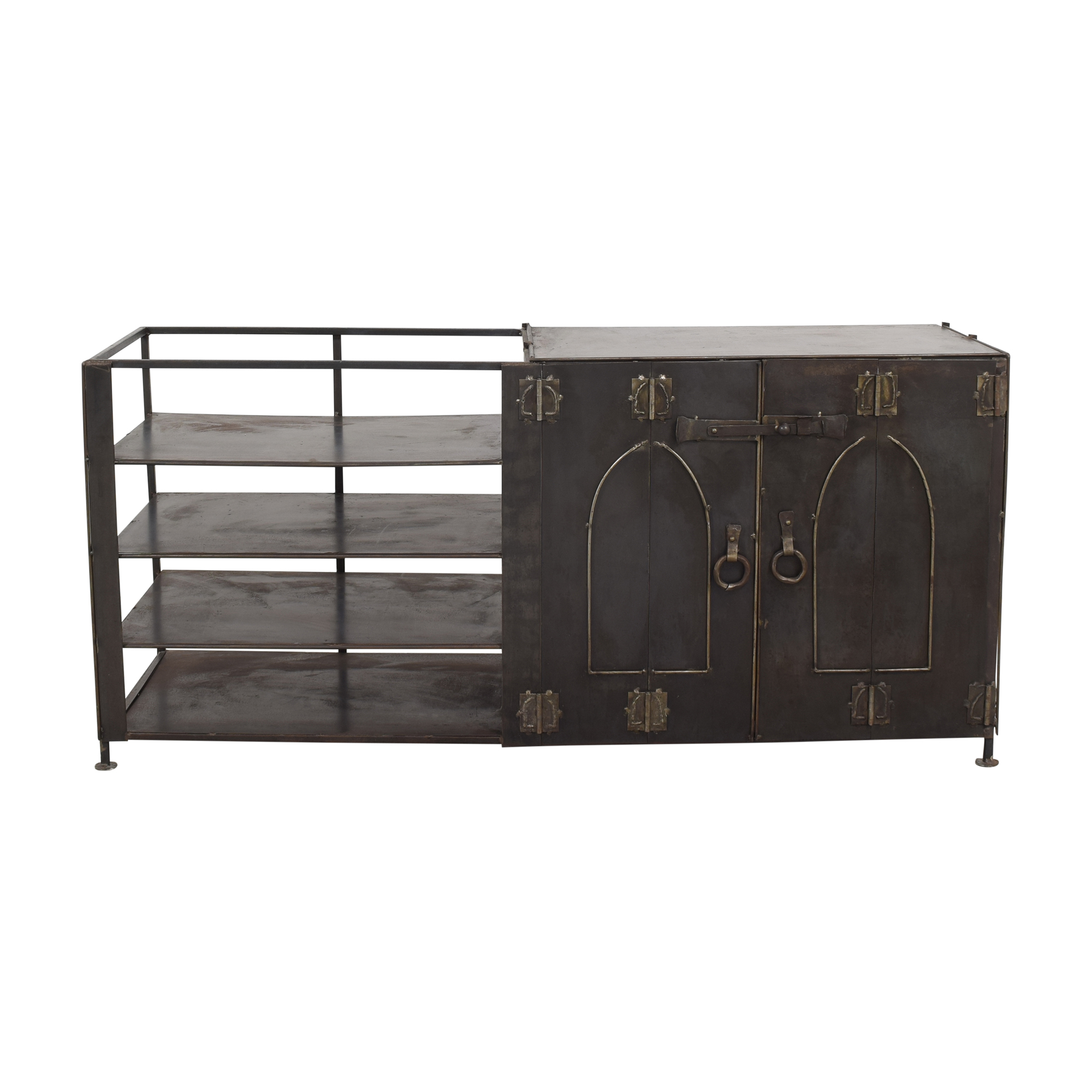 buy  Custom Four Shelf Credenza online