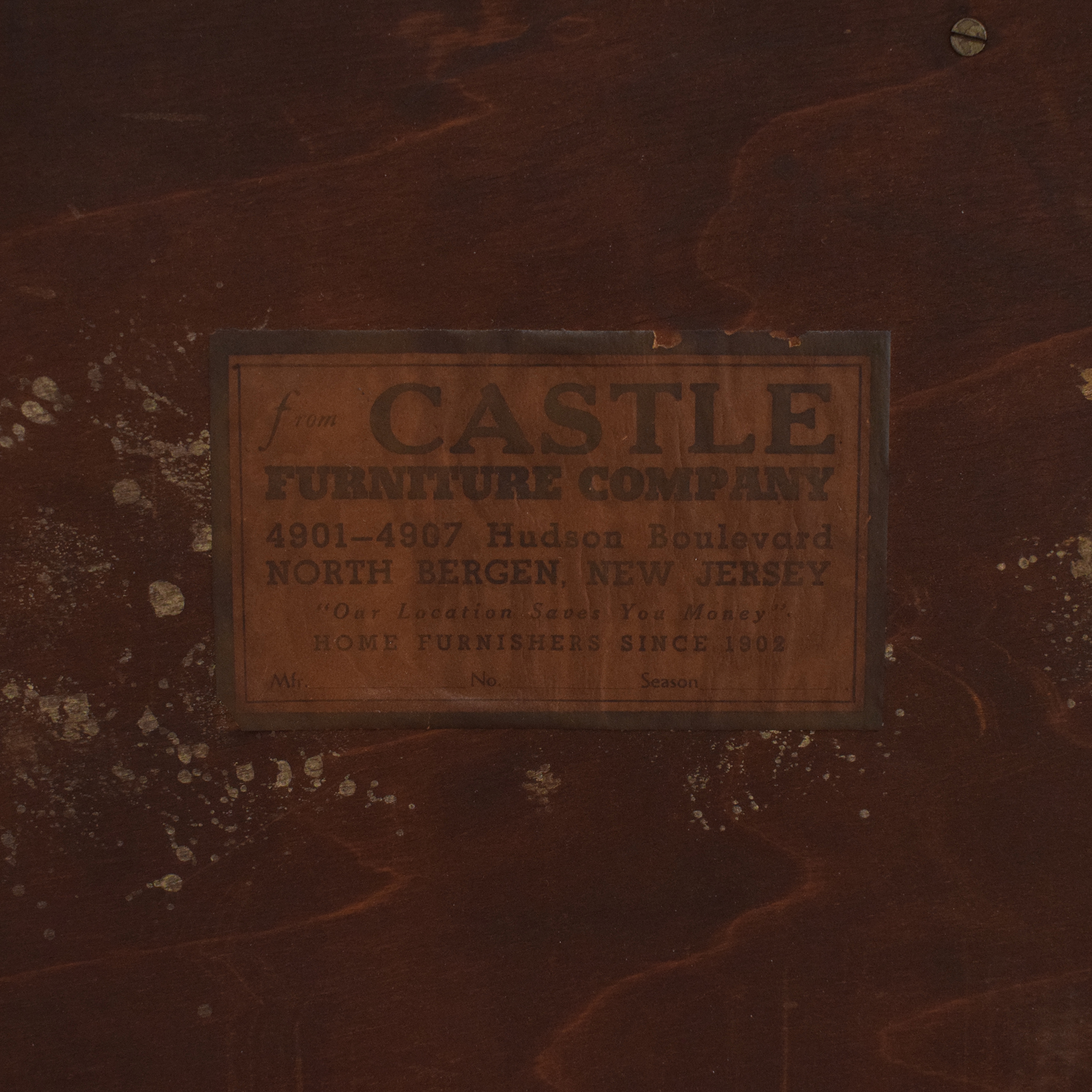 shop Castle Furniture Castle Furniture Vintage Secretary Desk online