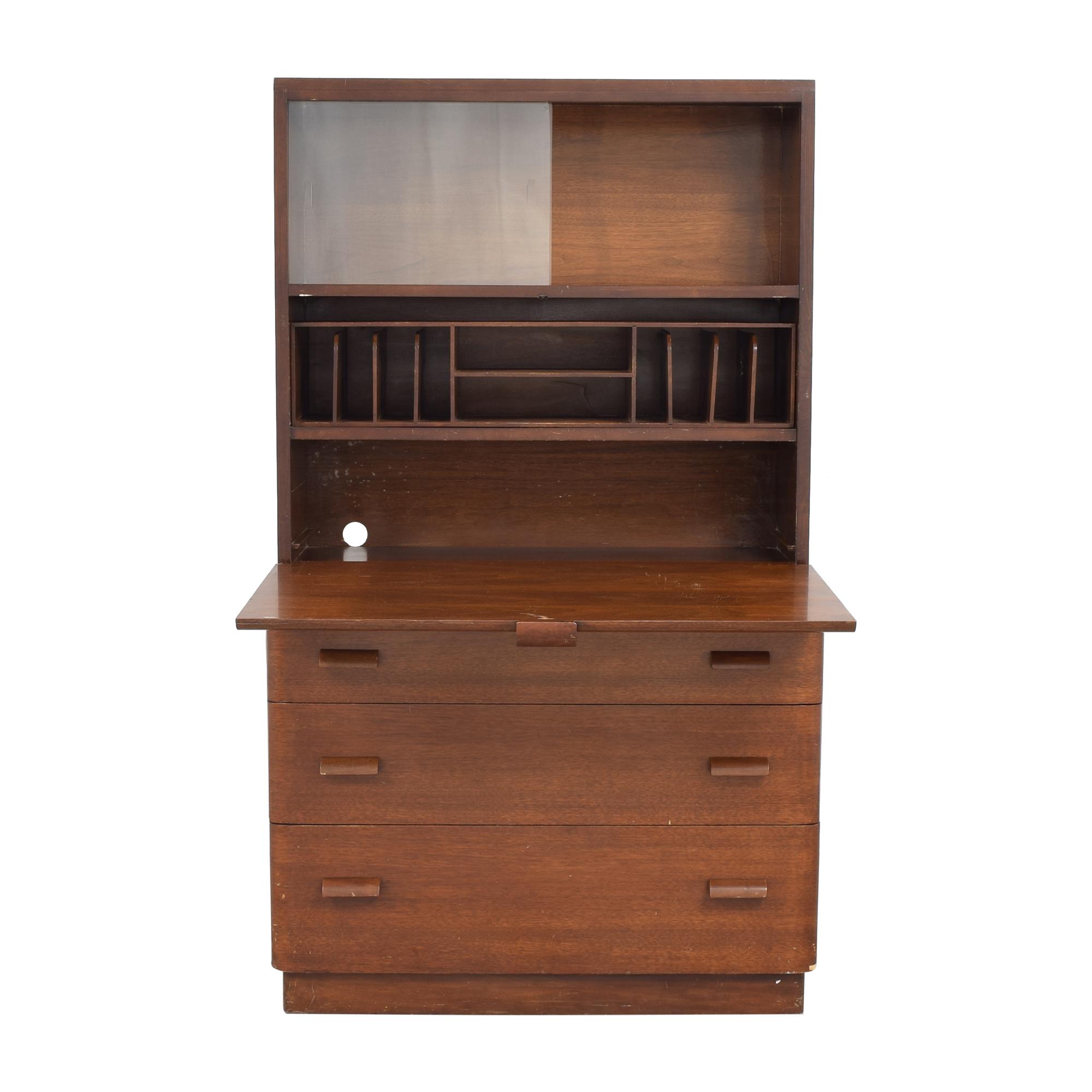 buy Castle Furniture Castle Furniture Vintage Secretary Desk online