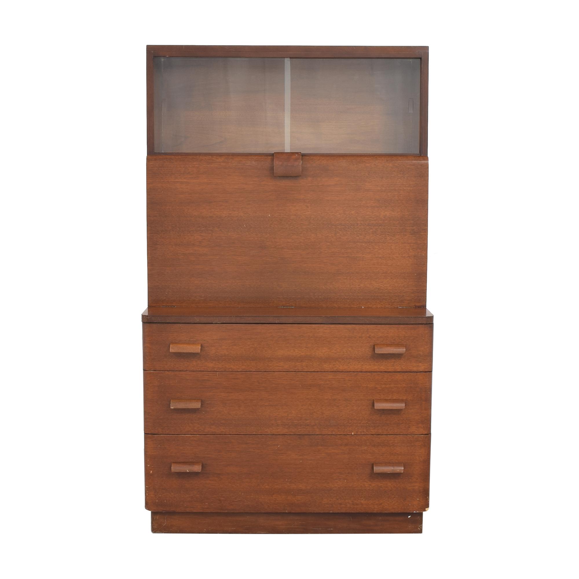 buy Castle Furniture Vintage Secretary Desk Castle Furniture Cabinets & Sideboards