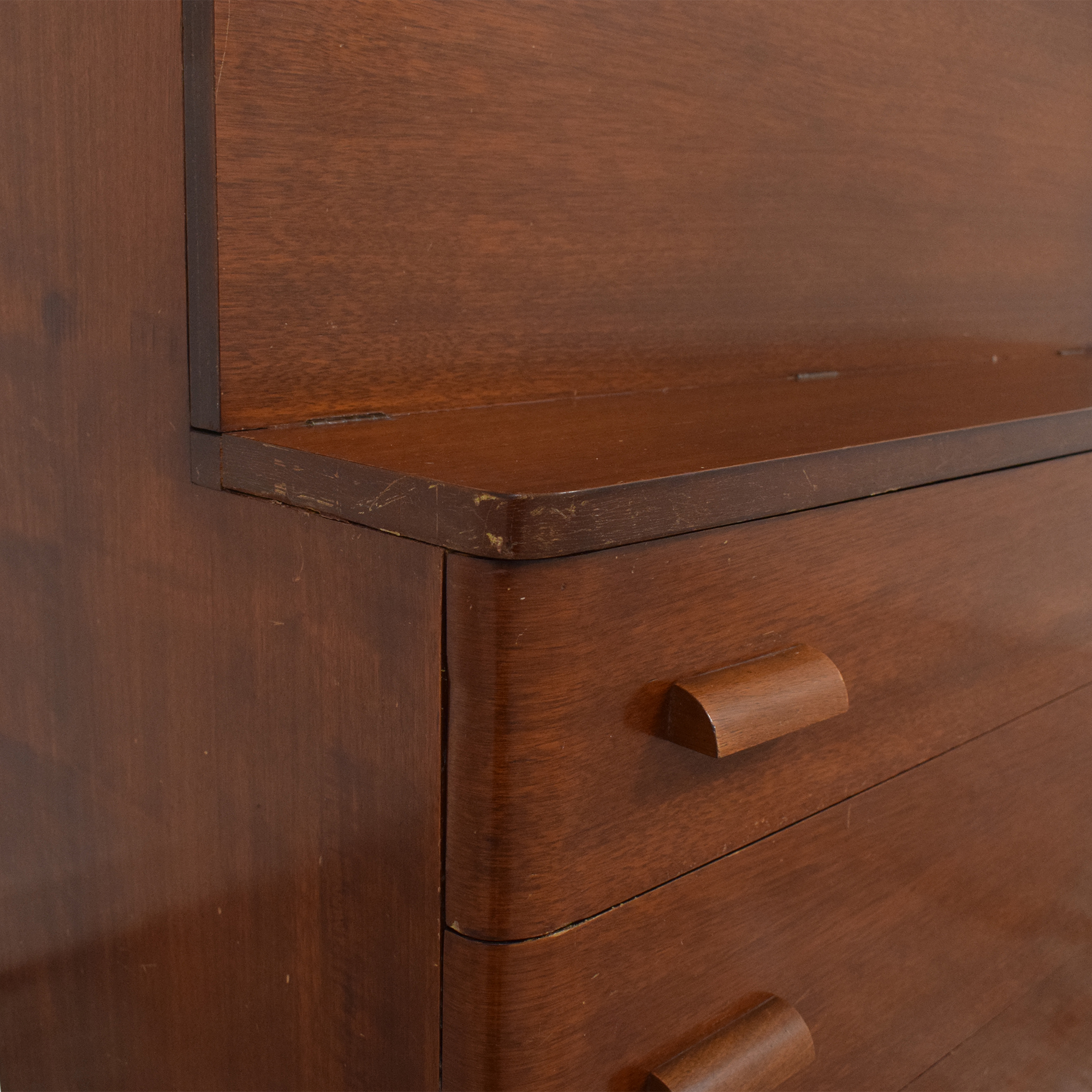 shop Castle Furniture Vintage Secretary Desk Castle Furniture