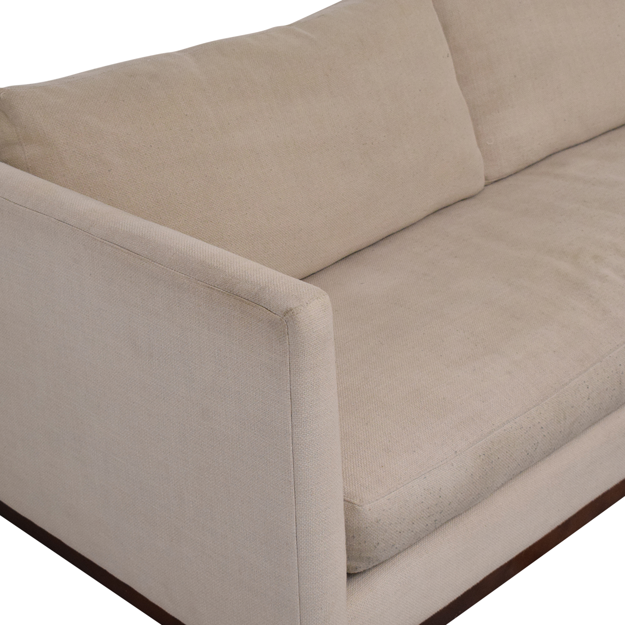 buy ABC Carpet & Home Cobble Hill Sectional Sofa ABC Carpet & Home Sofas