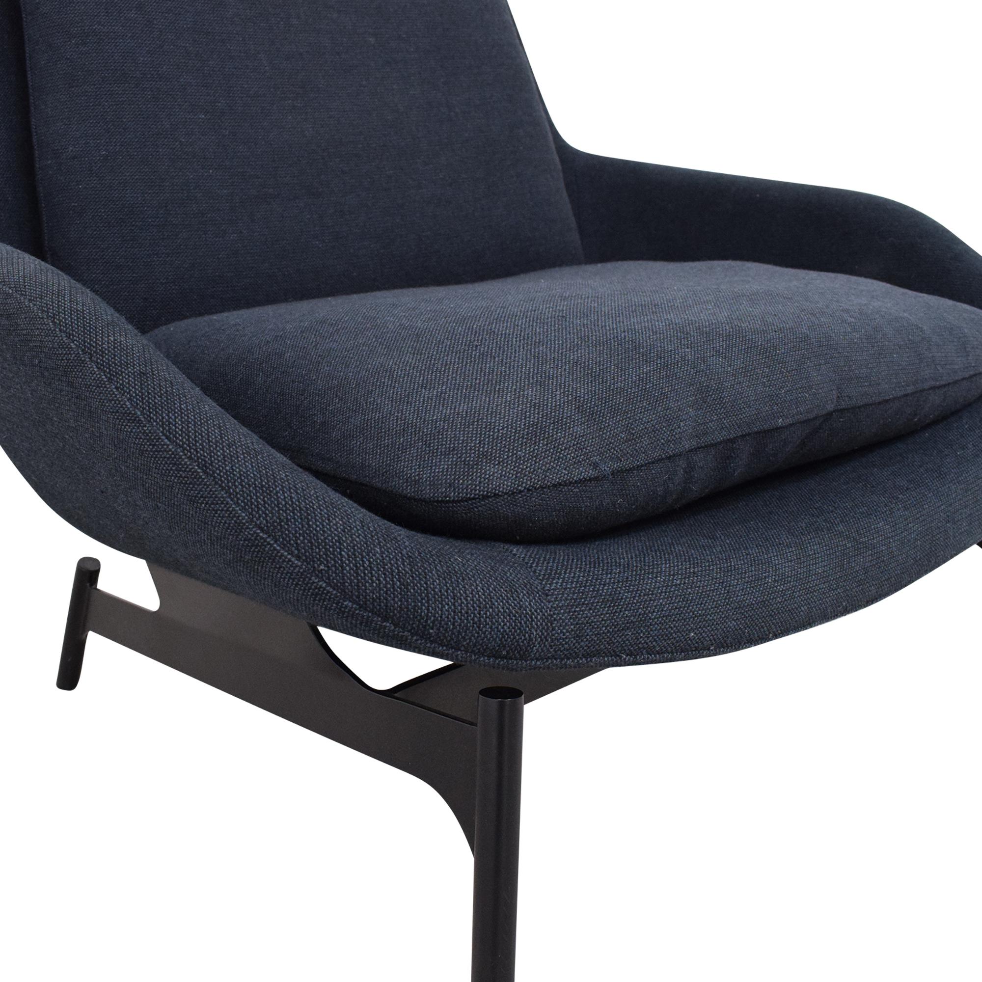 shop Blu Dot Field Lounge Chair Blu Dot Chairs