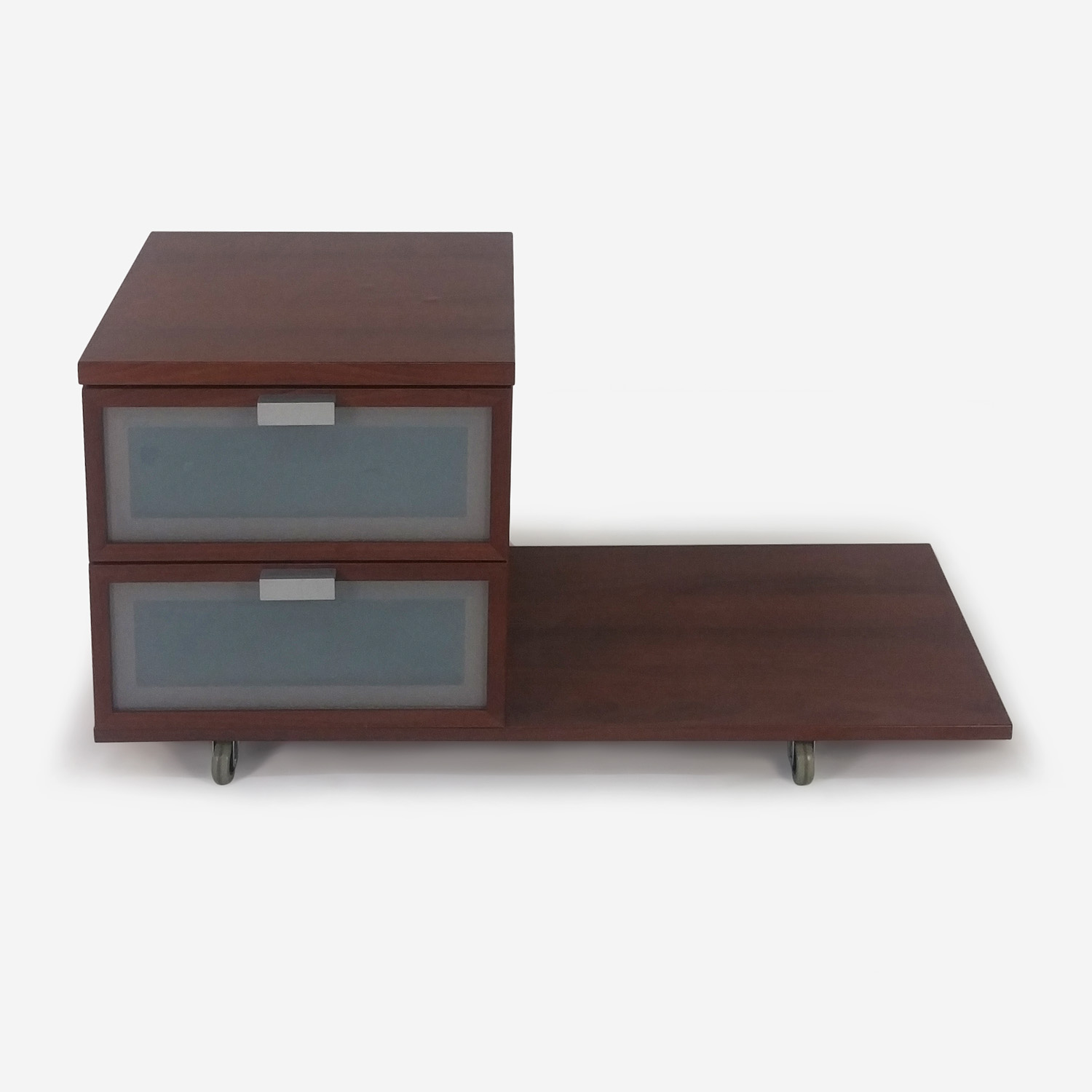IKEA Medium Brown Nightstand