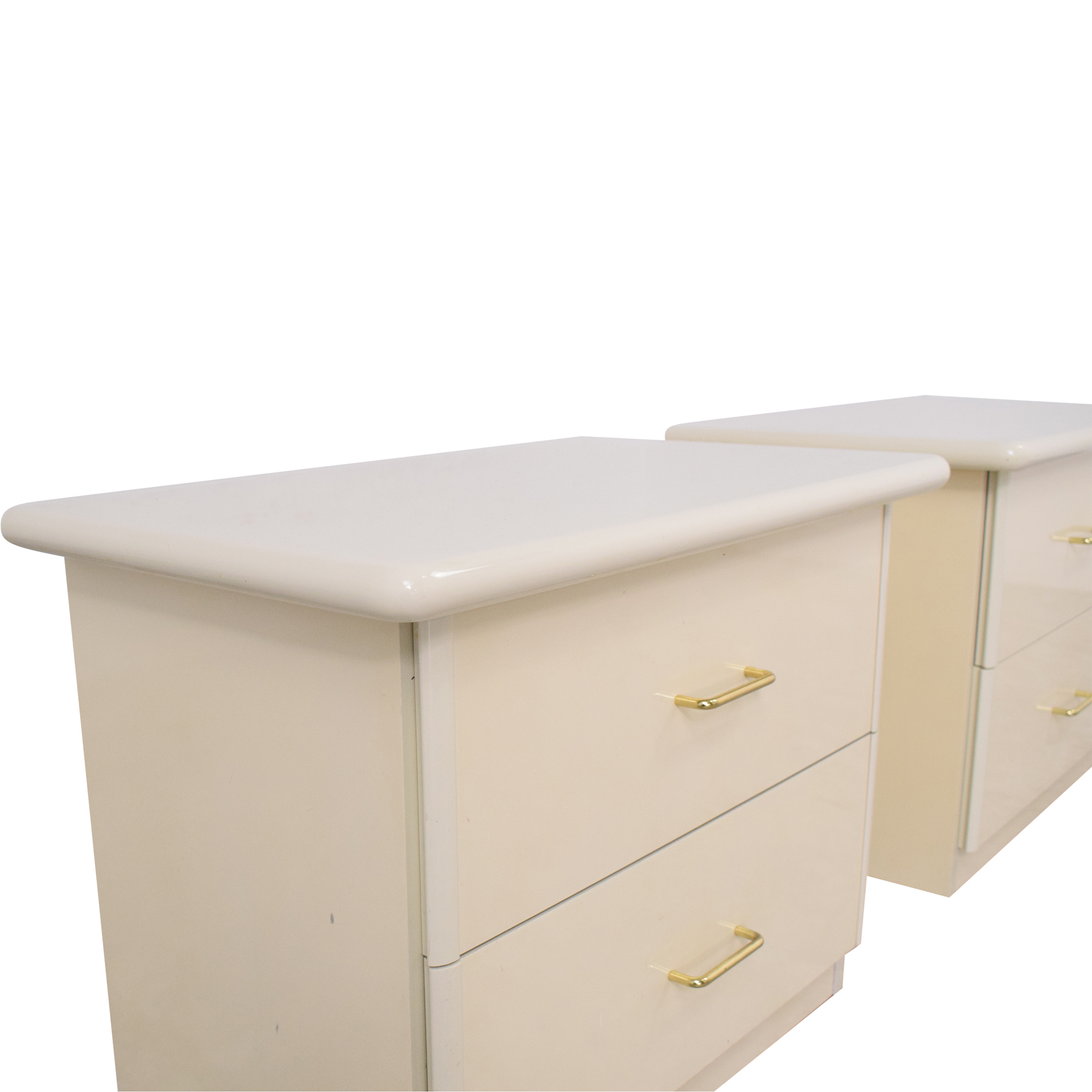 Seamans Seamans Two Drawer Nightstands coupon