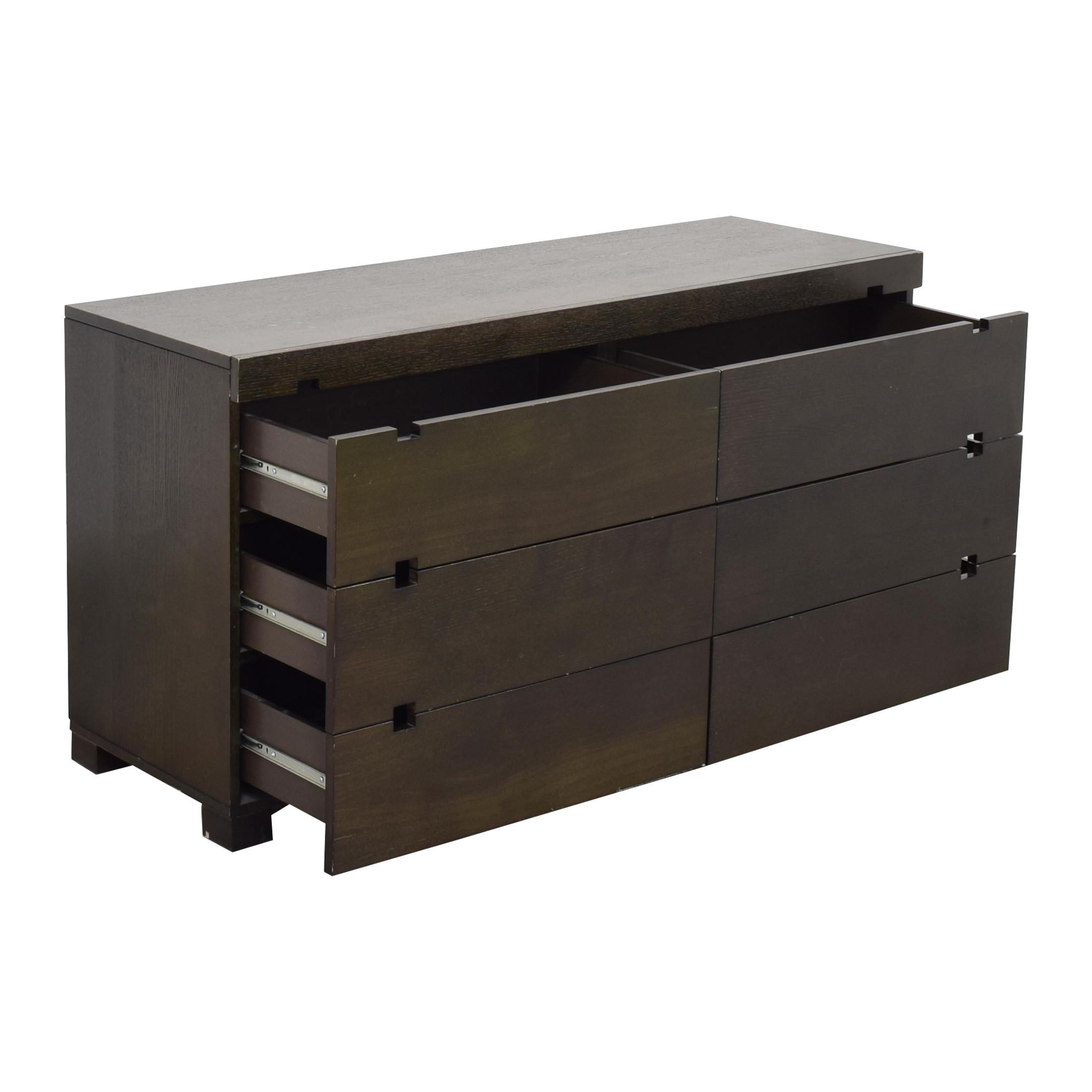 buy West Elm Square Cutout Dresser West Elm