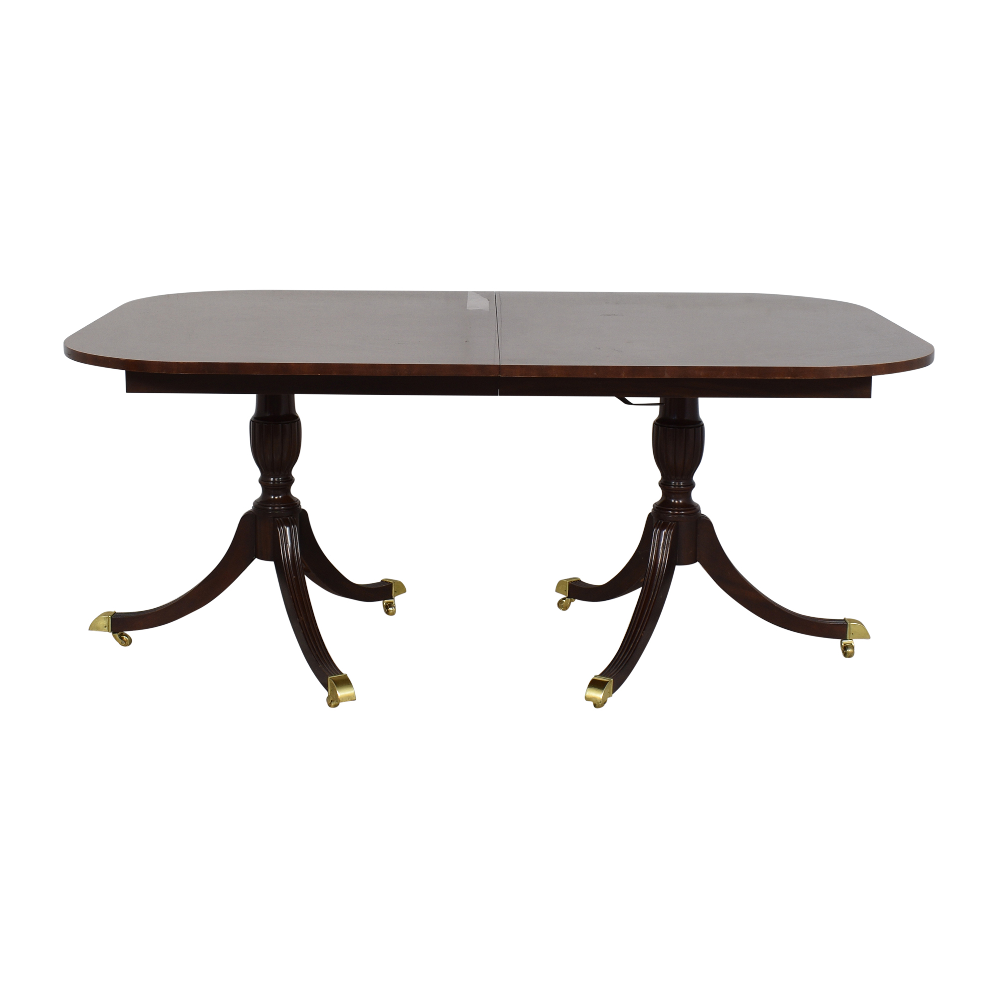 Councill Councill Chippendale Style Dining Table for sale