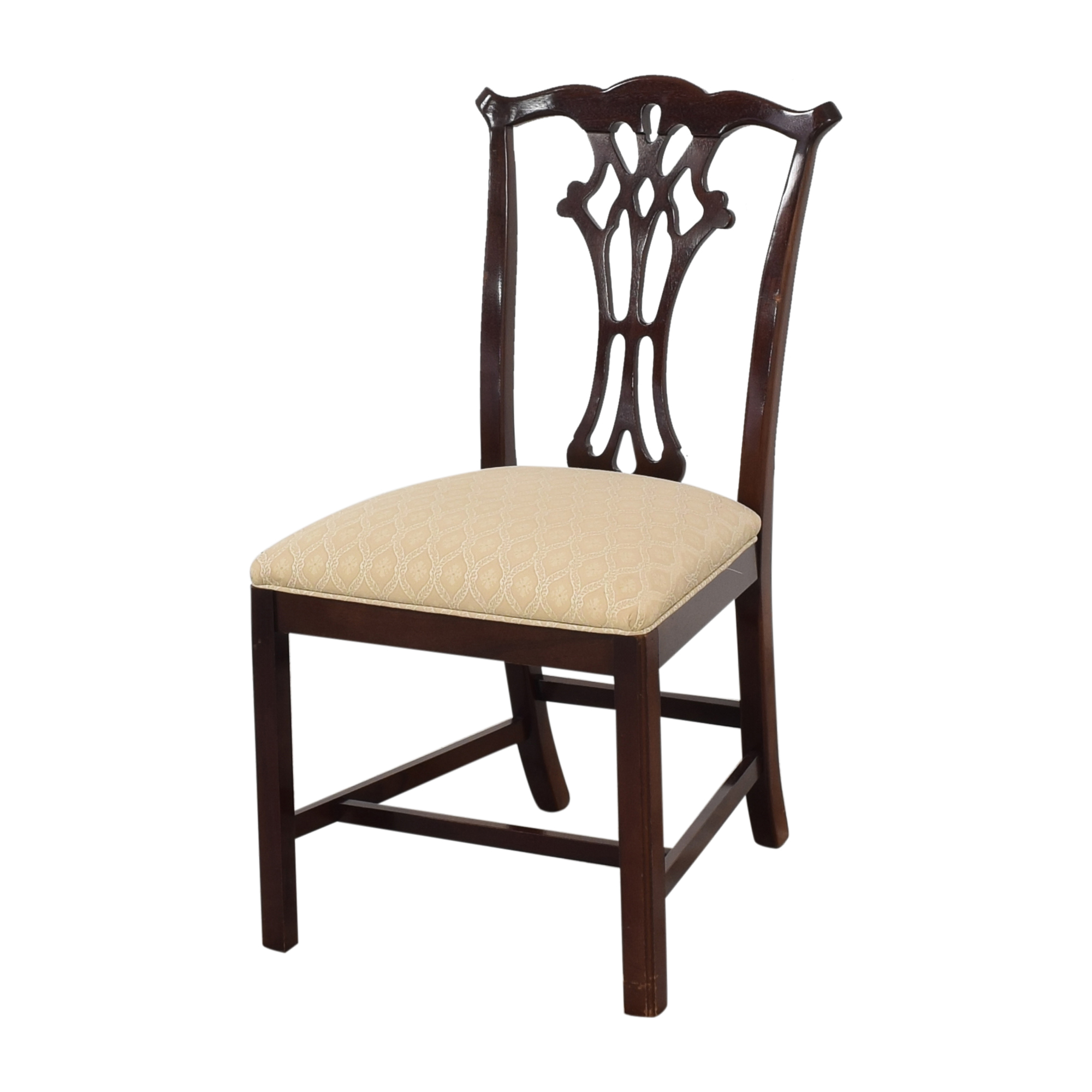 Hickory White Hickory White Chippendale Dining Chairs second hand