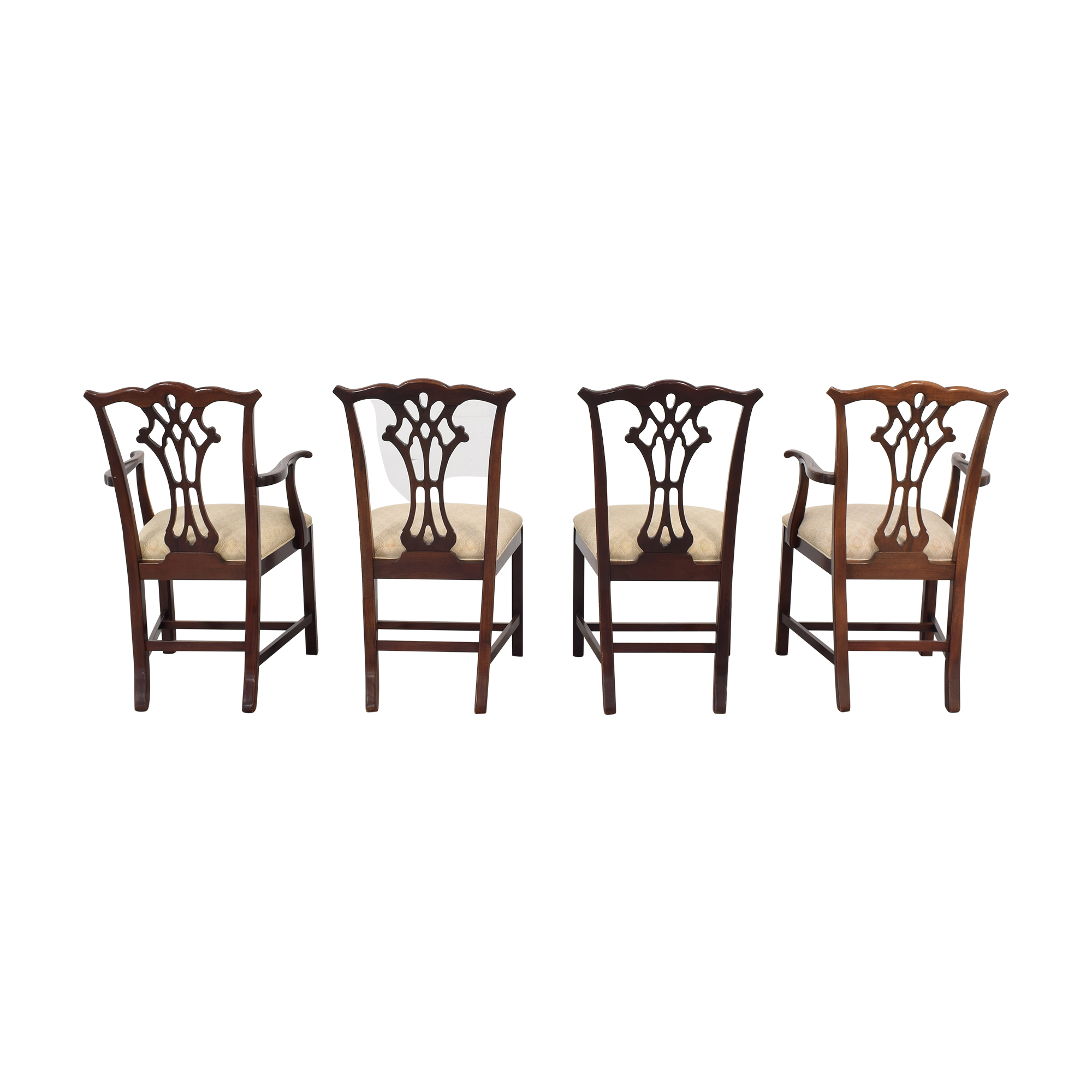 Hickory White Hickory White Chippendale Dining Chairs Chairs