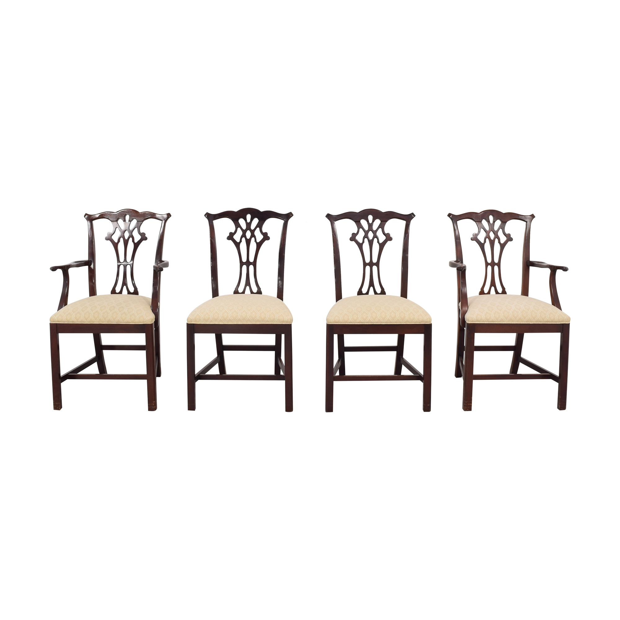 Hickory White Hickory White Chippendale Dining Chairs coupon