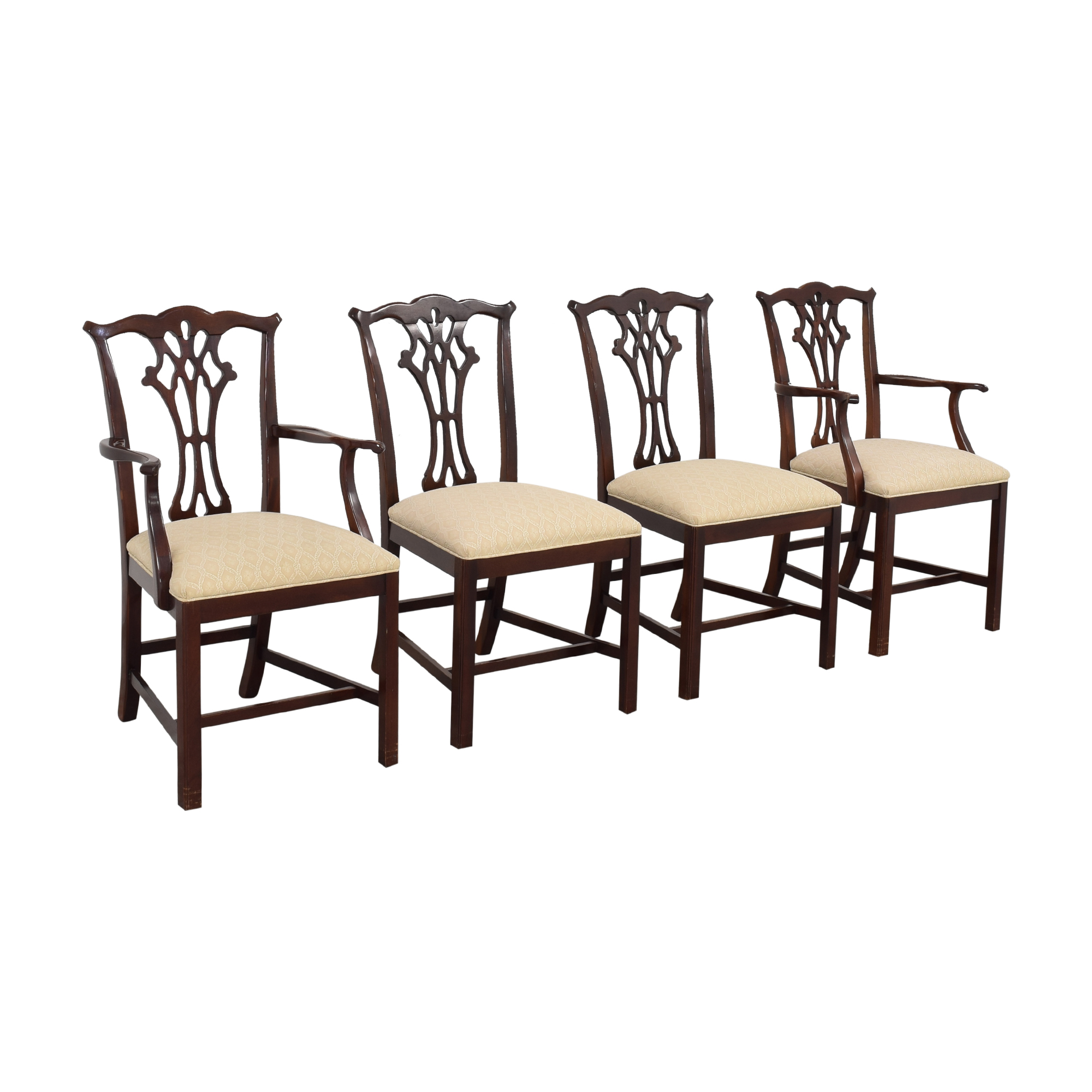 Hickory White Hickory White Chippendale Dining Chairs discount