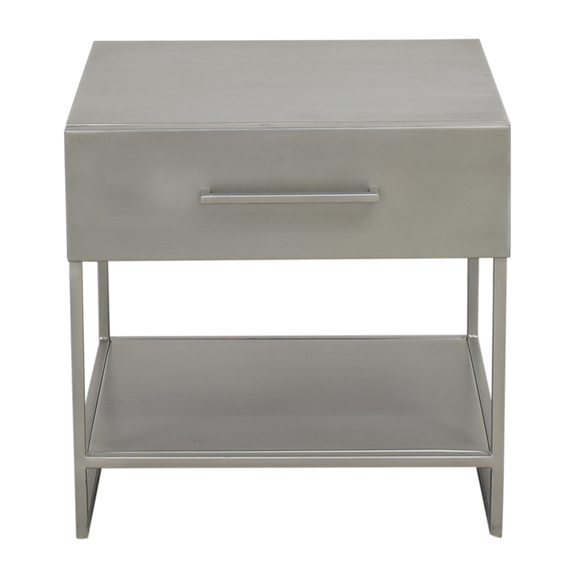 CB2 CB2 Proof Modern Nightstand End Tables