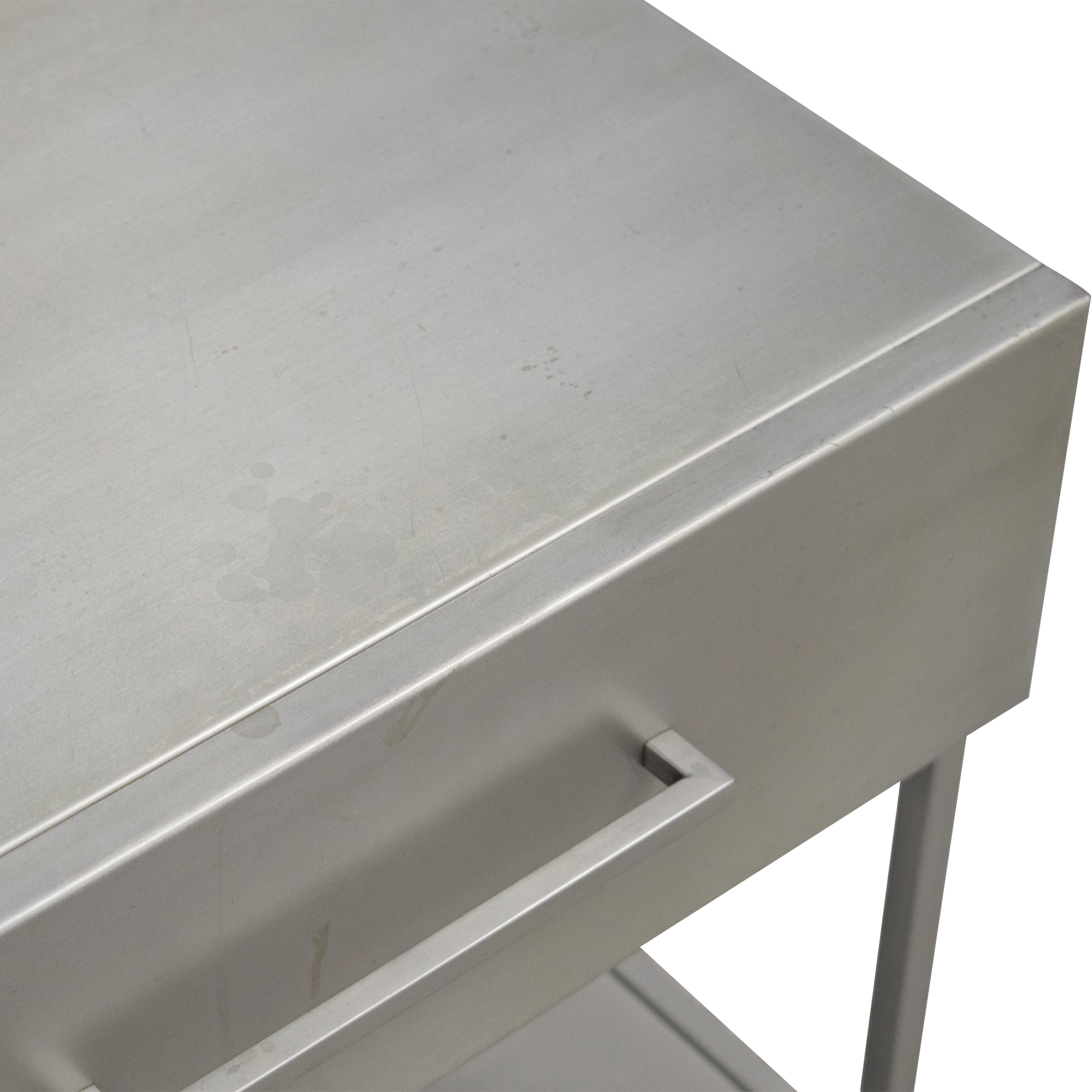 CB2 Proof Modern Nightstand / End Tables