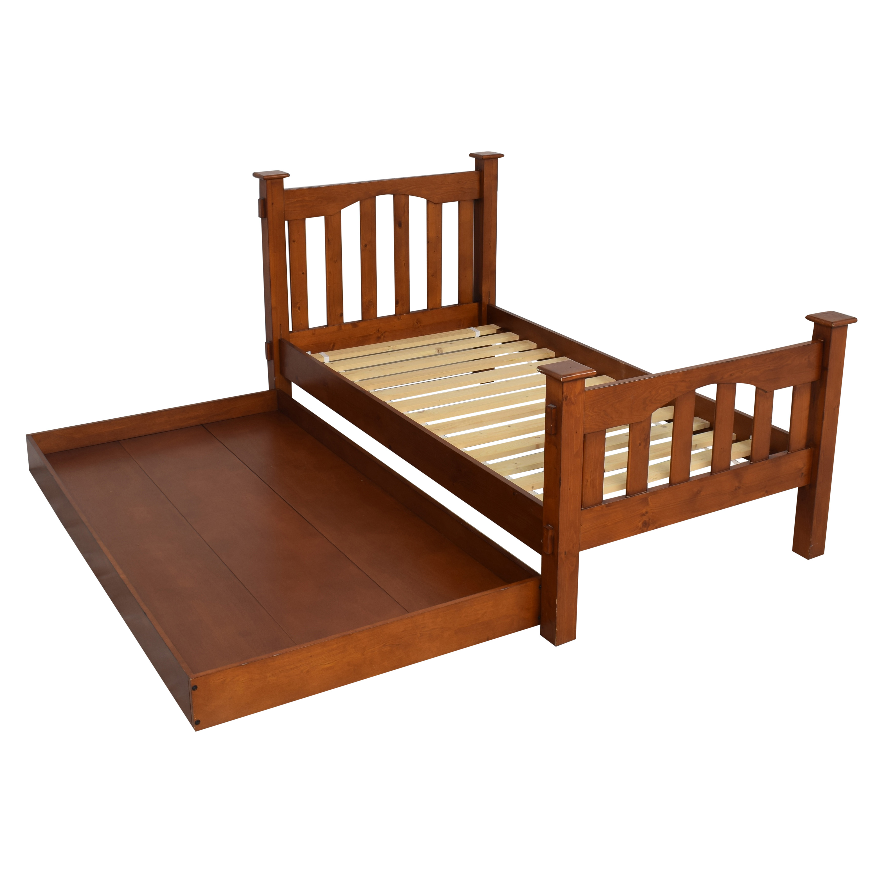 buy Pottery Barn Kids Kendall Twin Trundle Bed Pottery Barn Kids Beds