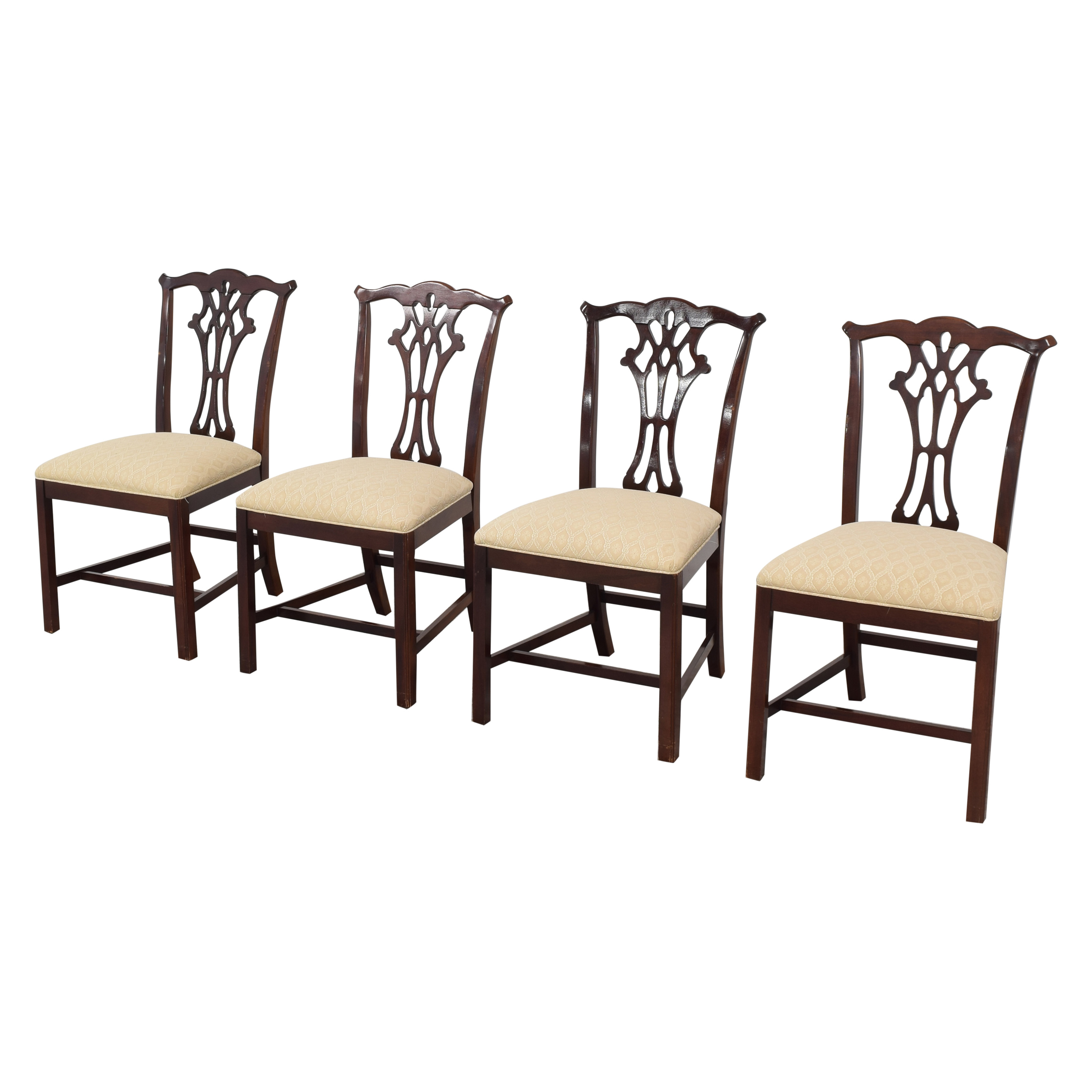 Hickory White Hickory White Chippendale Dining Chairs