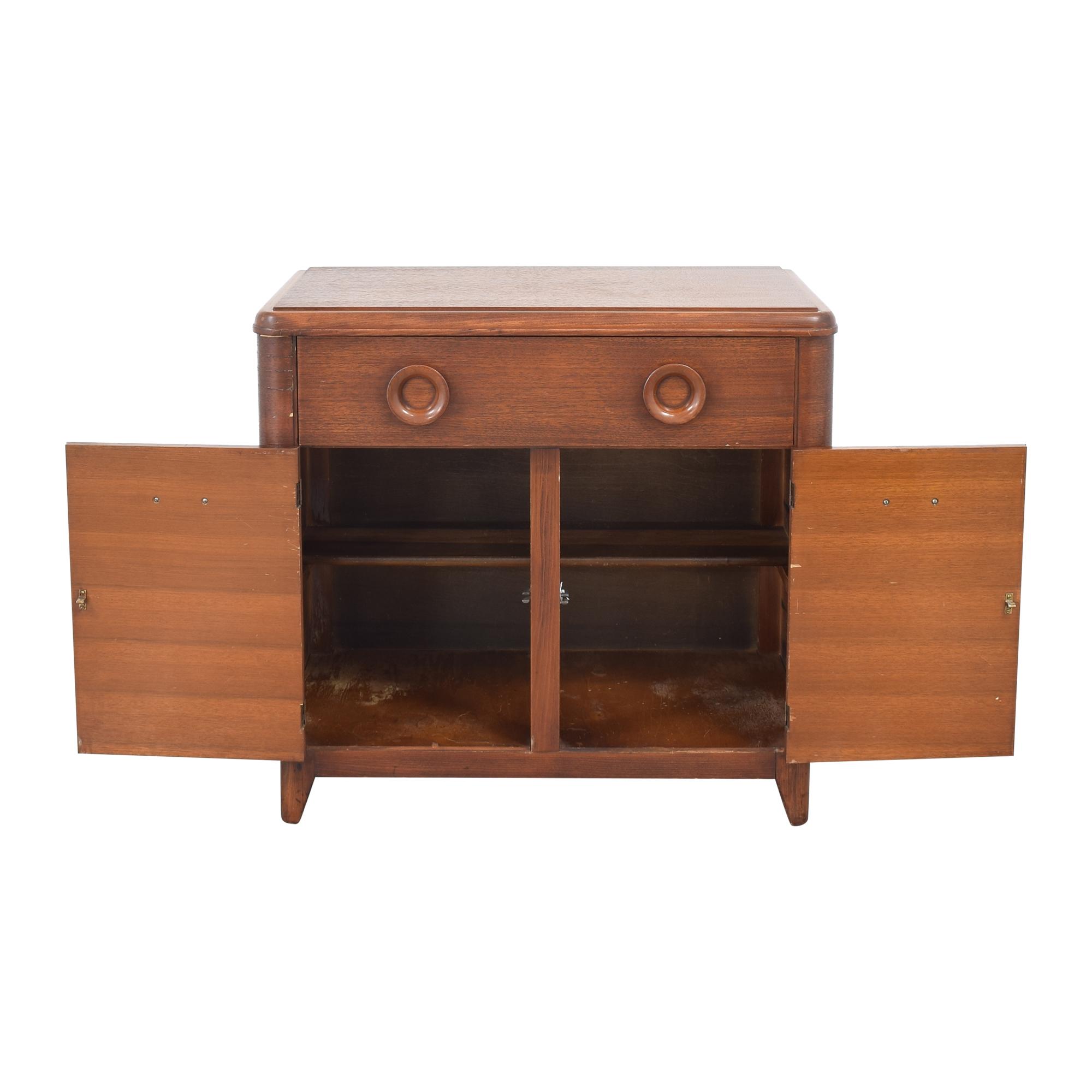 shop  Vintage Mid Century Cabinet Nightstand online