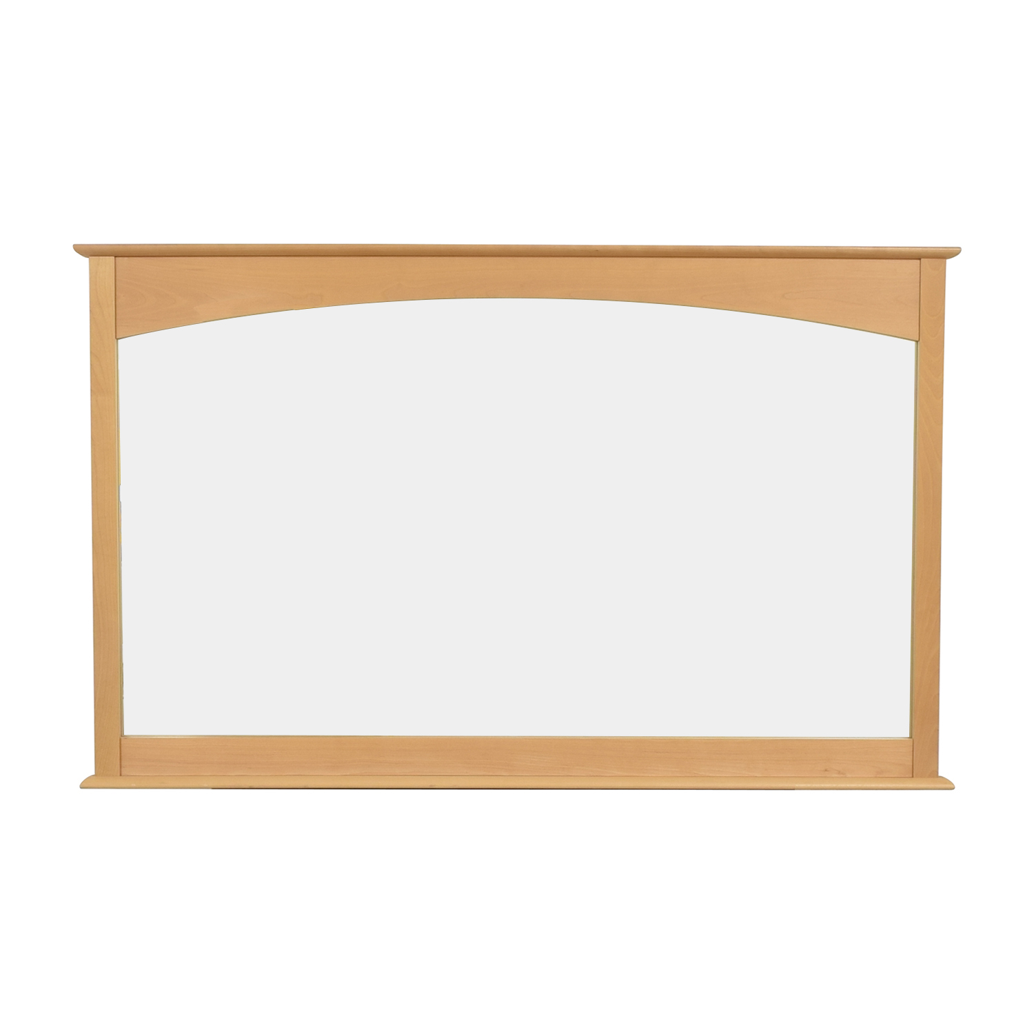 Lee Industries Lee Industries Rectangular Mirror brown