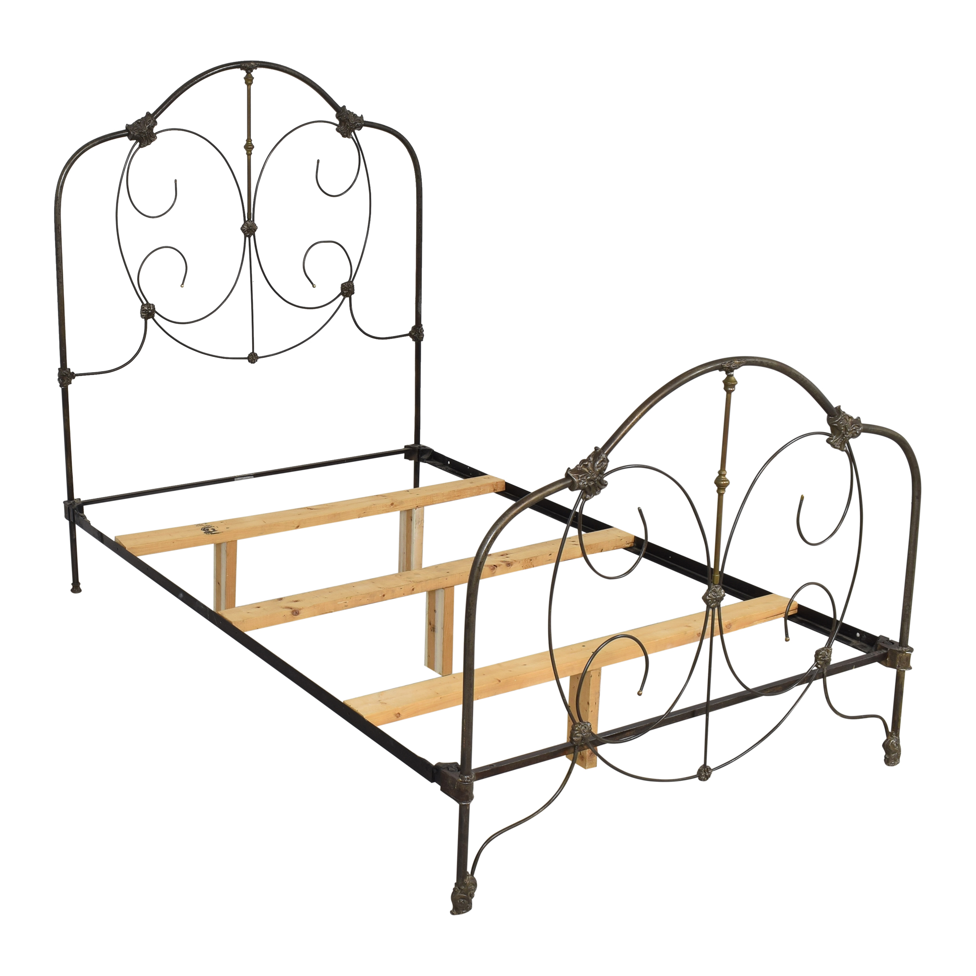 Charles P. Rogers Charles P Rogers Full Bed dimensions