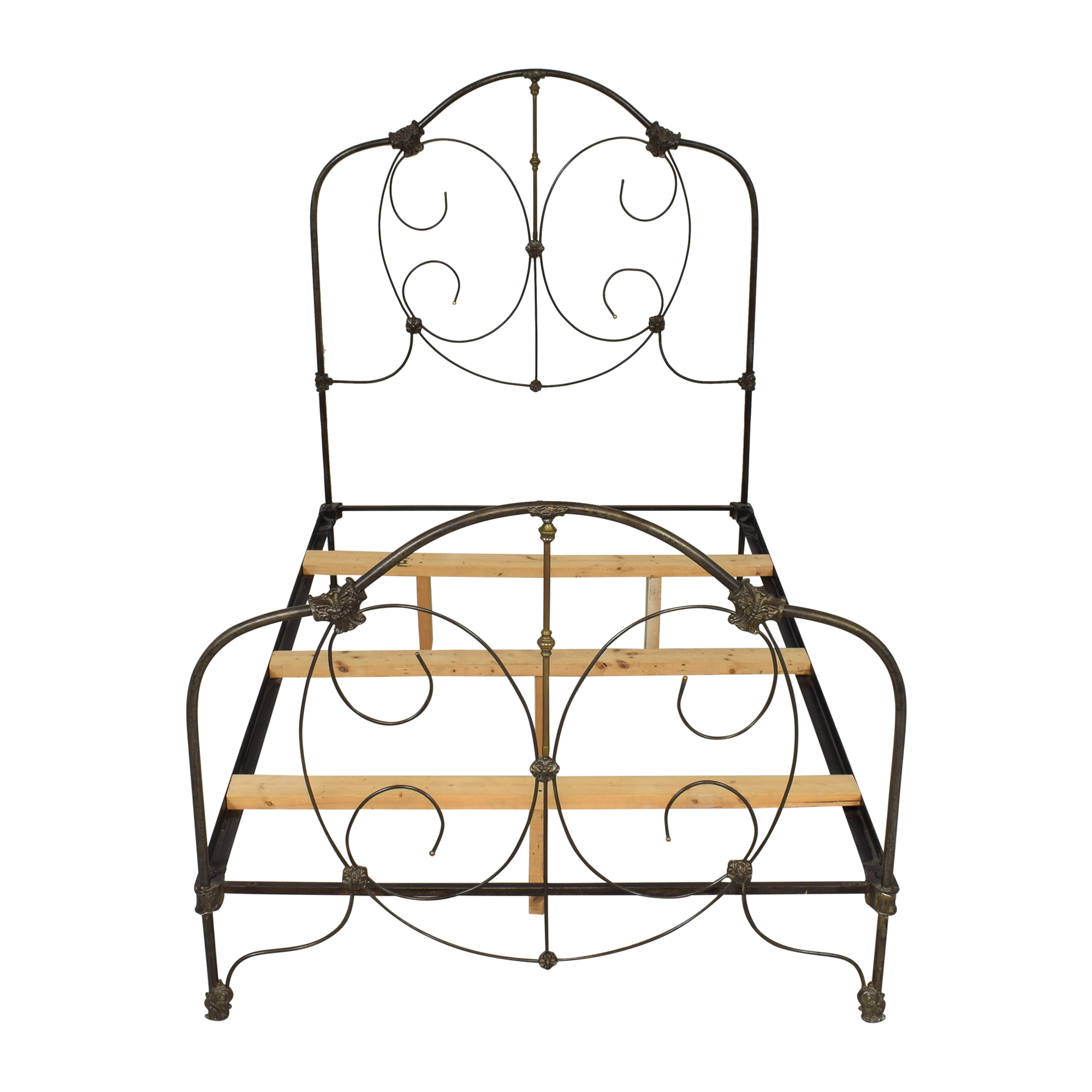 buy Charles P Rogers Full Bed Charles P. Rogers Bed Frames