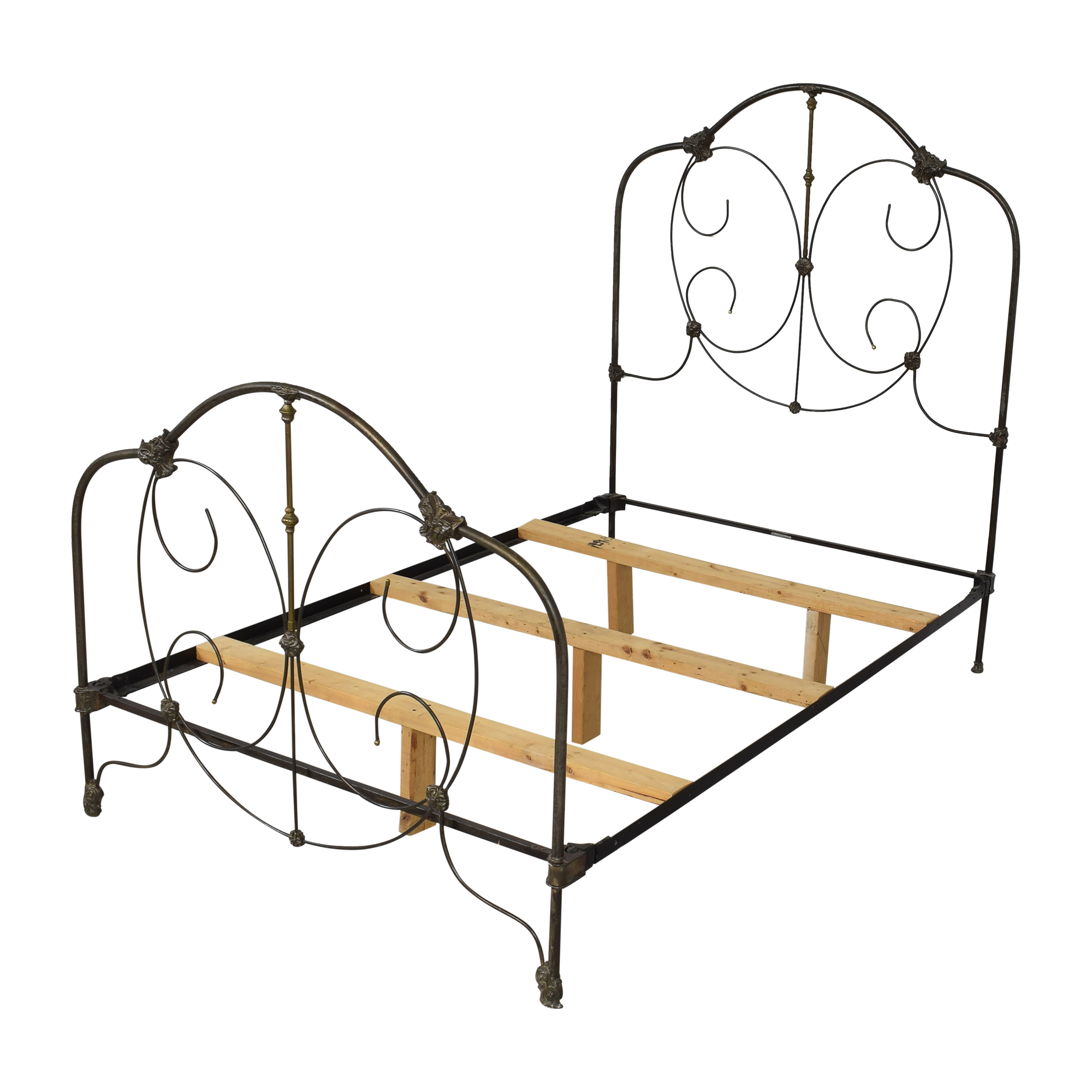 Charles P Rogers Full Bed / Beds