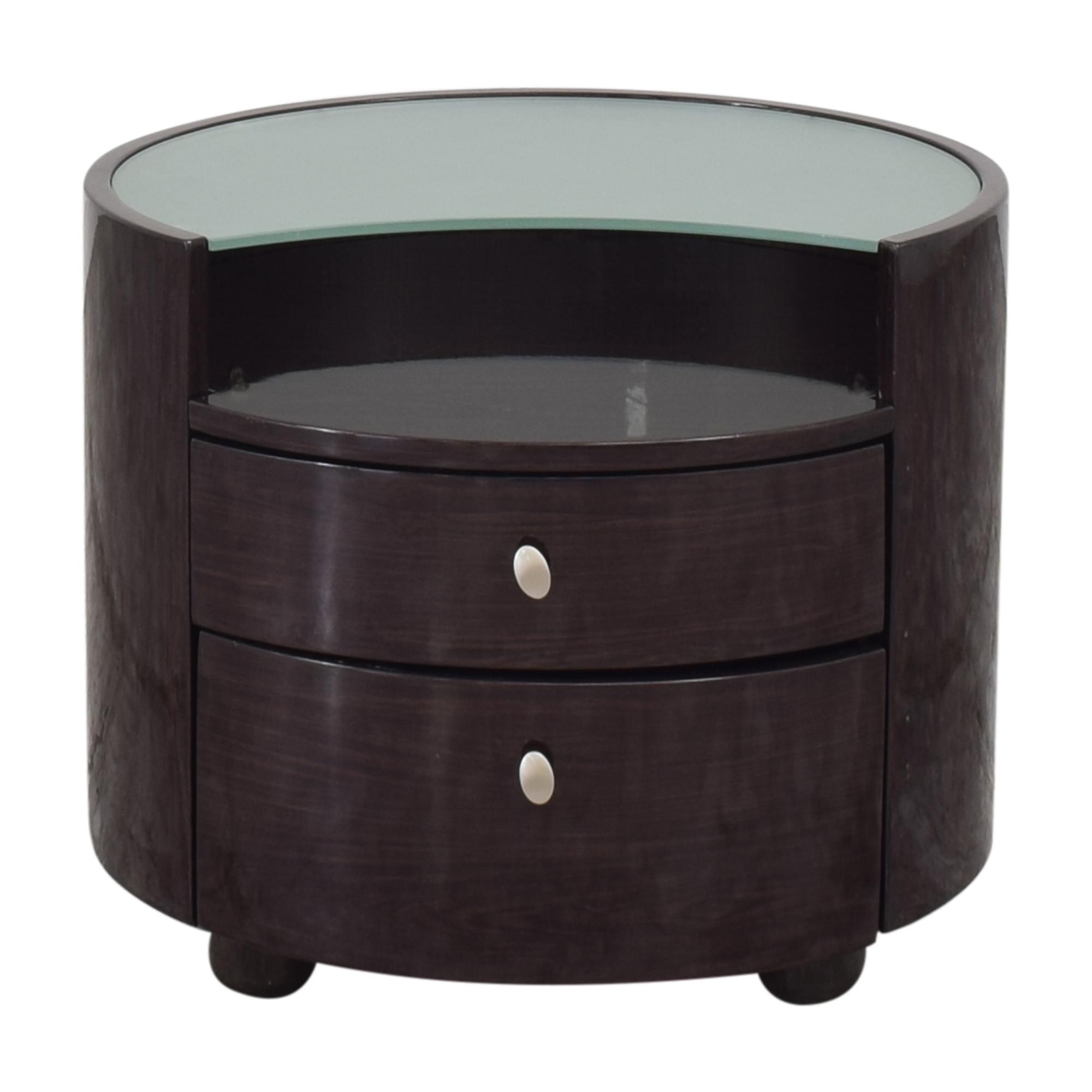 American Eagle Furniture Oval Nightstand / Tables