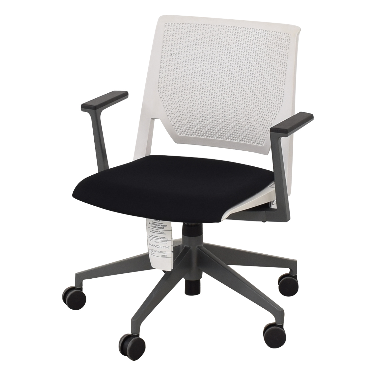 shop Haworth Very Conference Chair with Arms Haworth