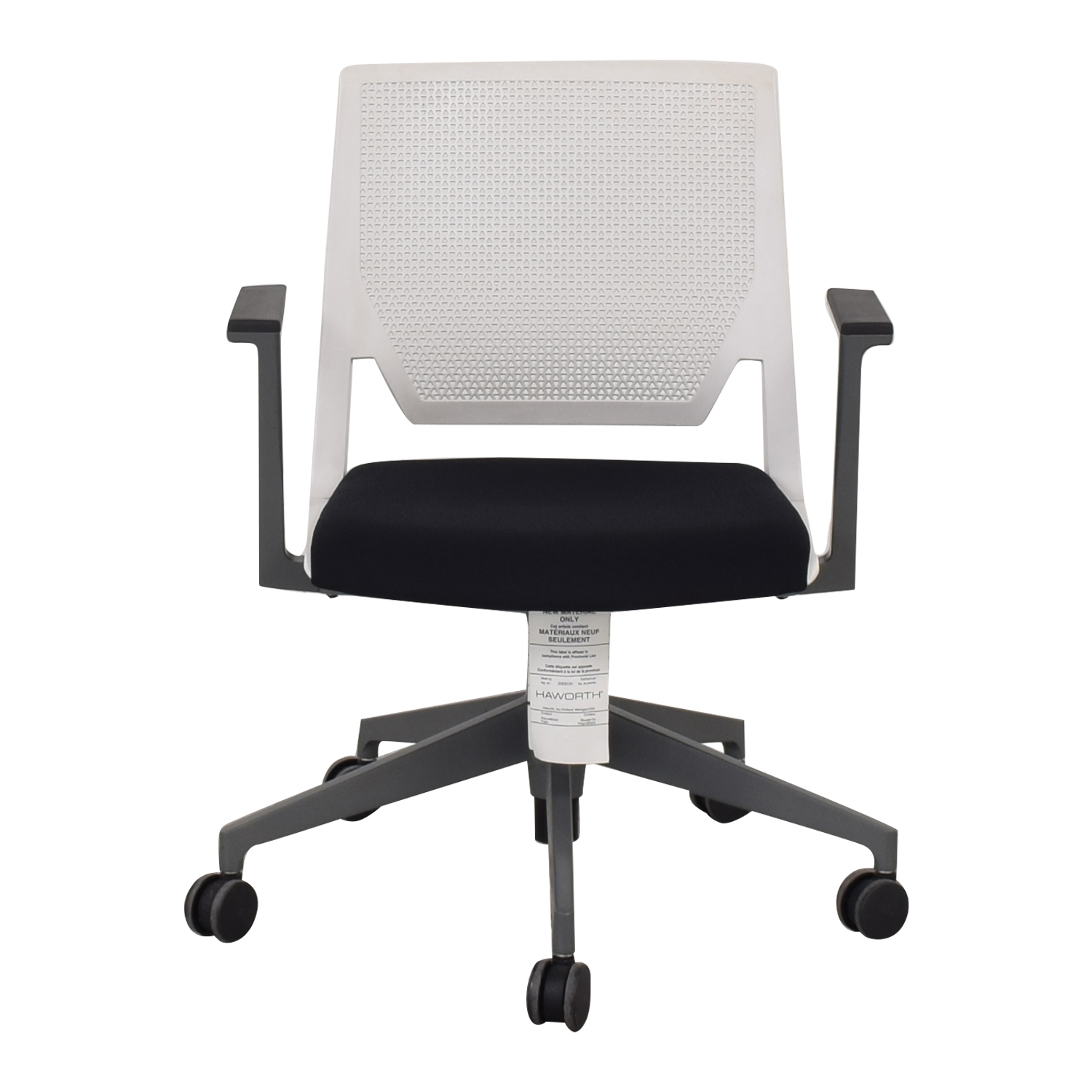 buy Haworth Very Conference Chair with Arms Haworth