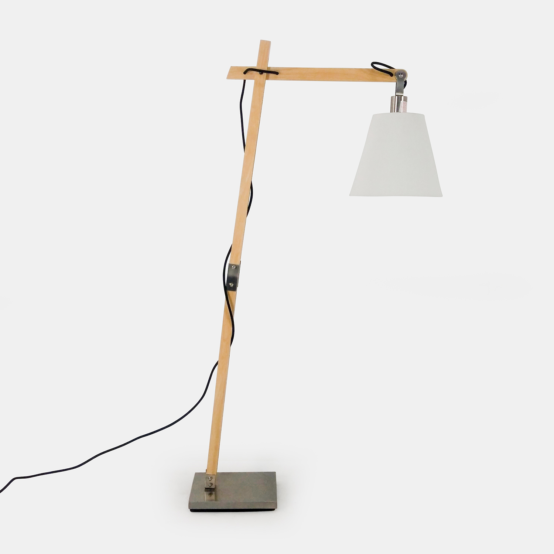 shop One Kings Lane 5 Foot Floor Lamp One Kings Lane Lamps