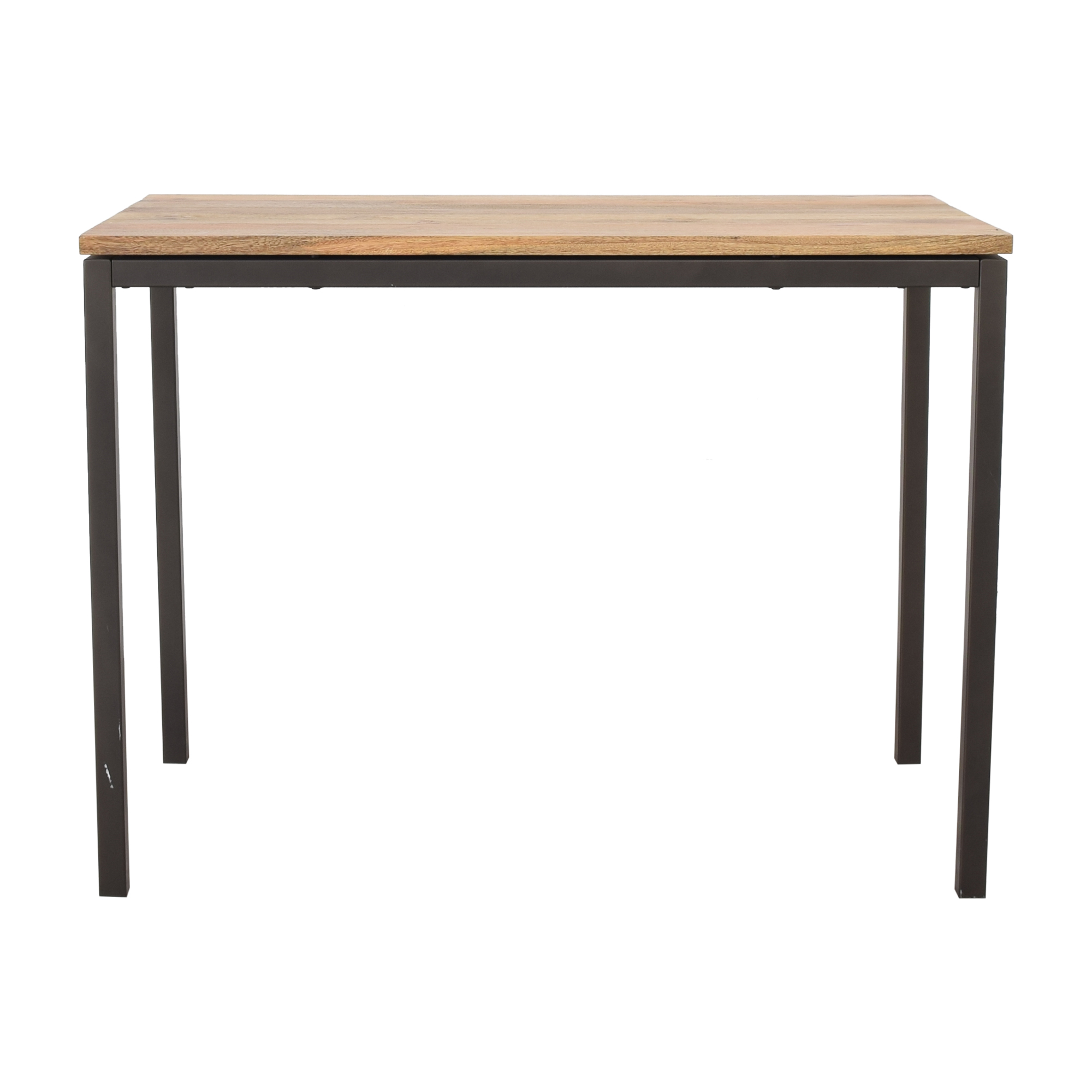 shop West Elm West Elm Box Frame Counter Table online