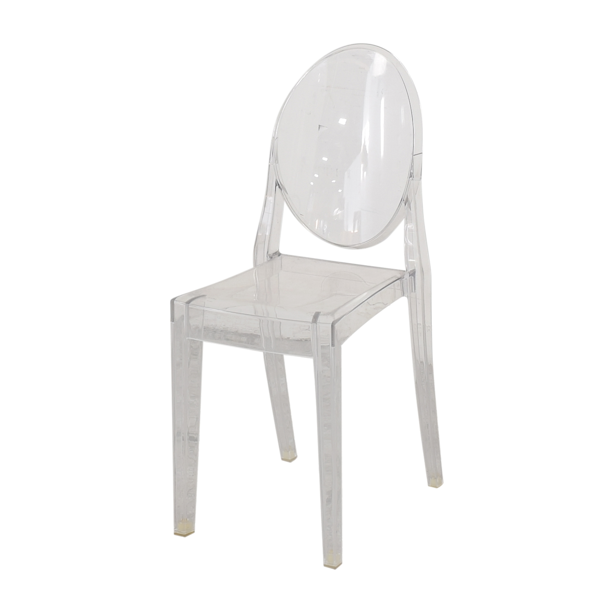 buy Kartell Philippe Starck for Kartell Victoria Ghost Chairs online