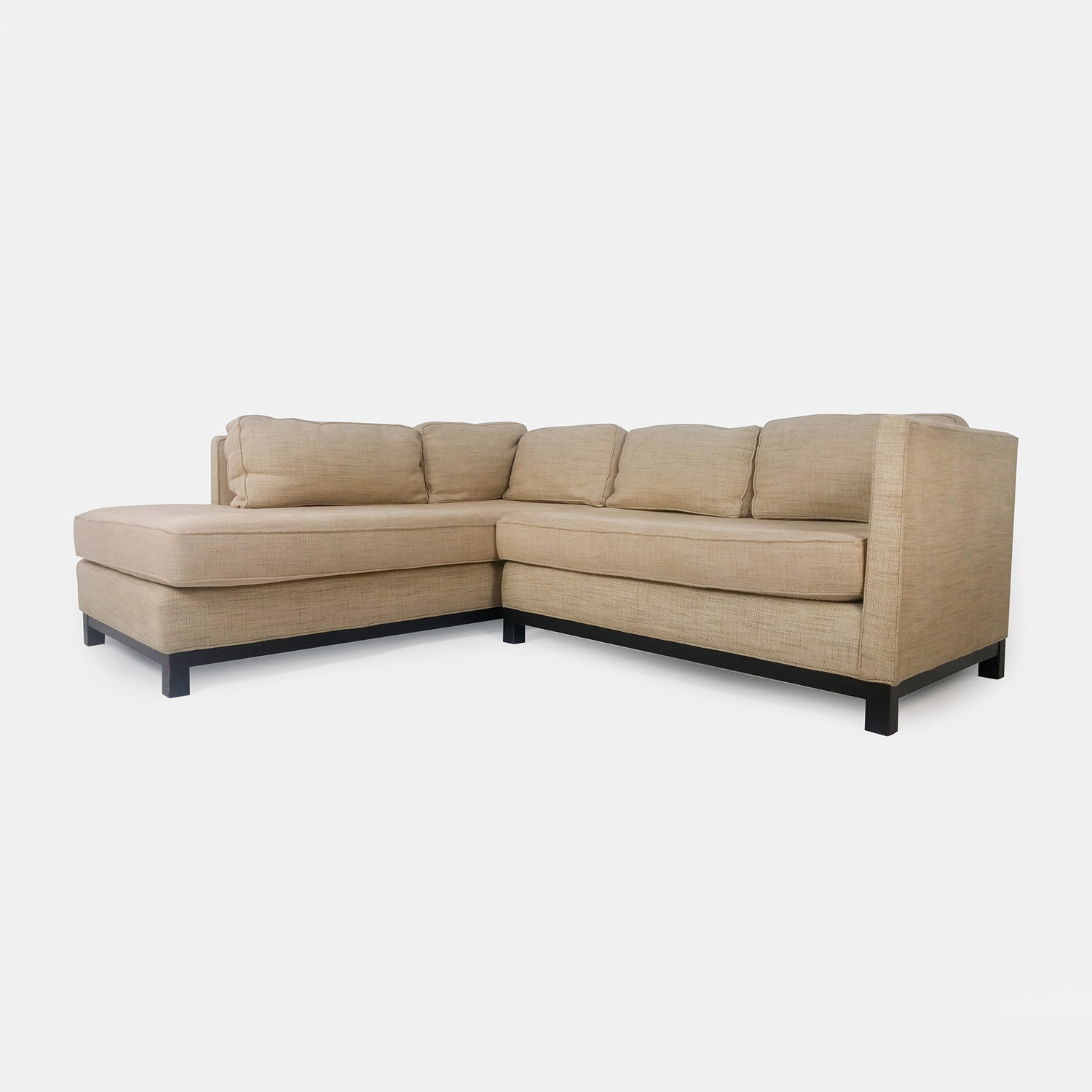Mitchell Gold Mitchell Gold Beige Sectional second hand