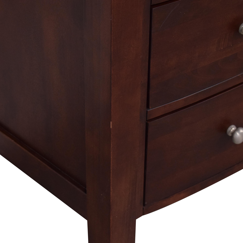 Huffman Koos Huffman Koos Ten Drawer Dresser Storage