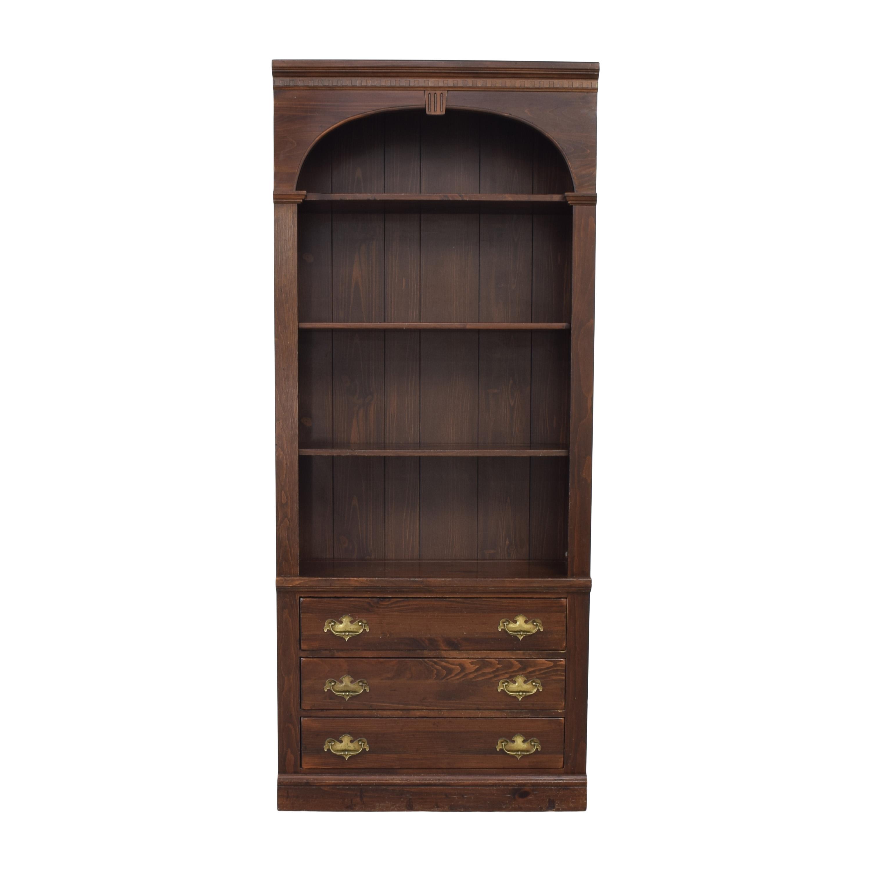 Ethan Allen Ethan Allen Georgian Court Bookcase dark brown