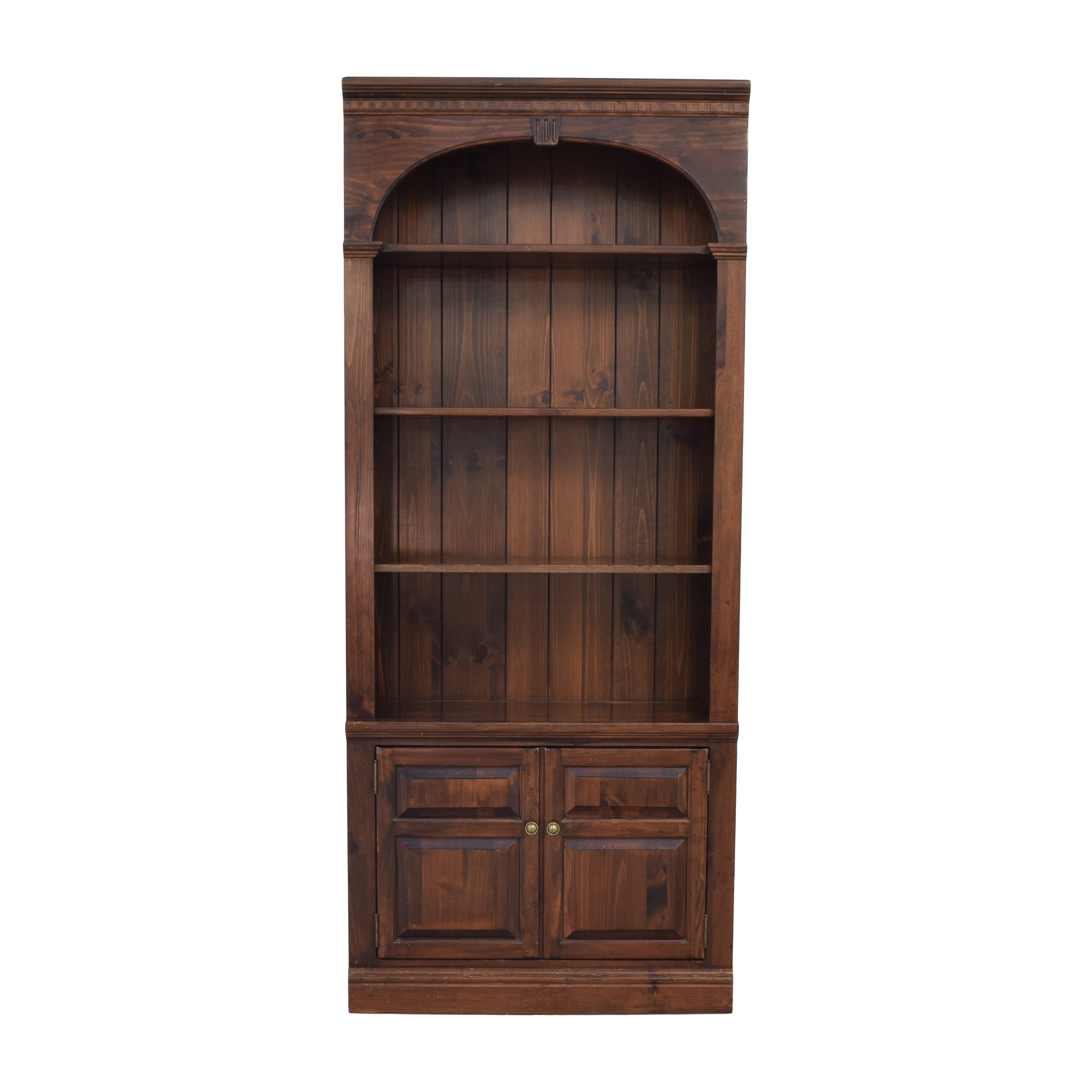 Ethan Allen Ethan Allen Georgian Court Bookcase nyc