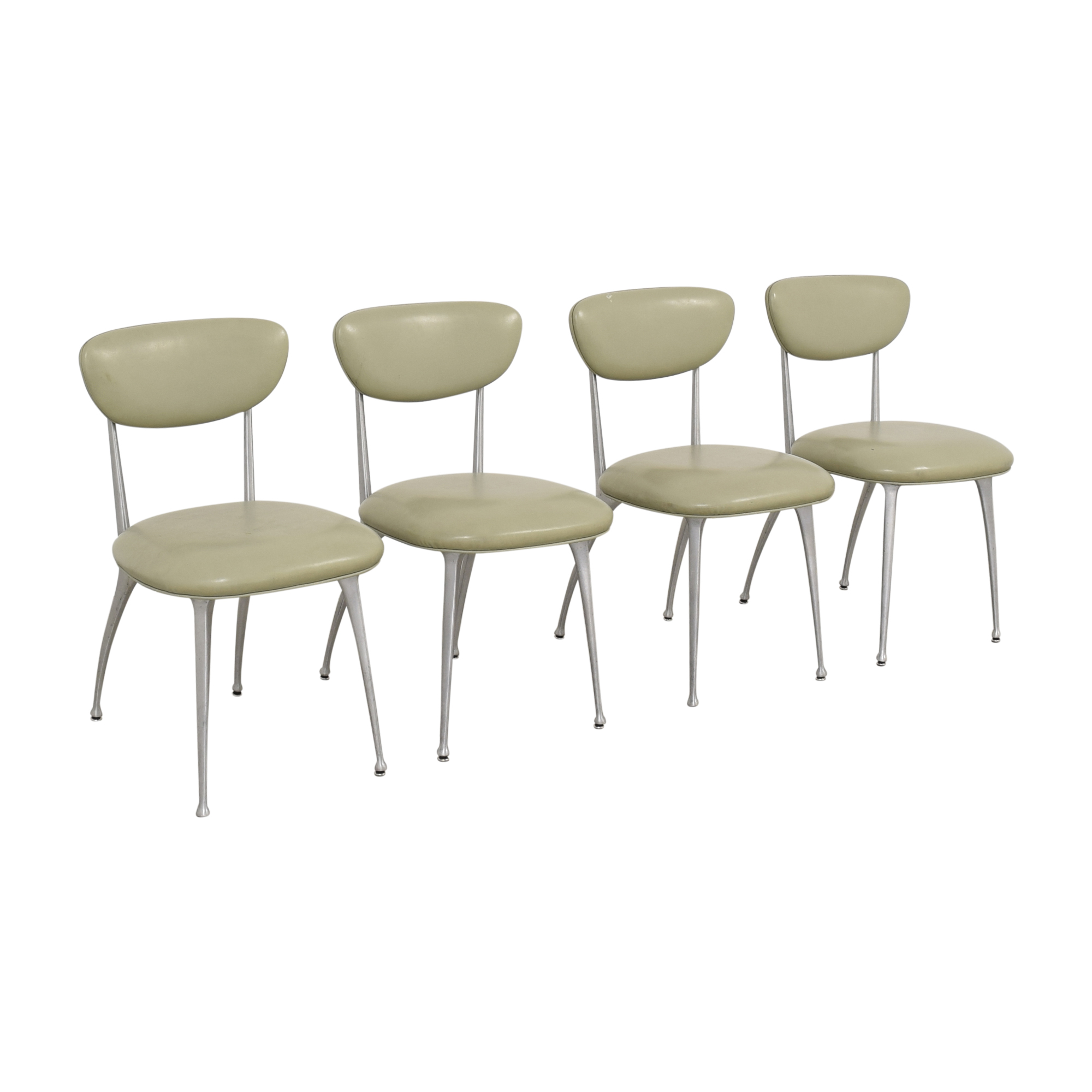 Modernica Modernica Vintage Dining Chairs dimensions