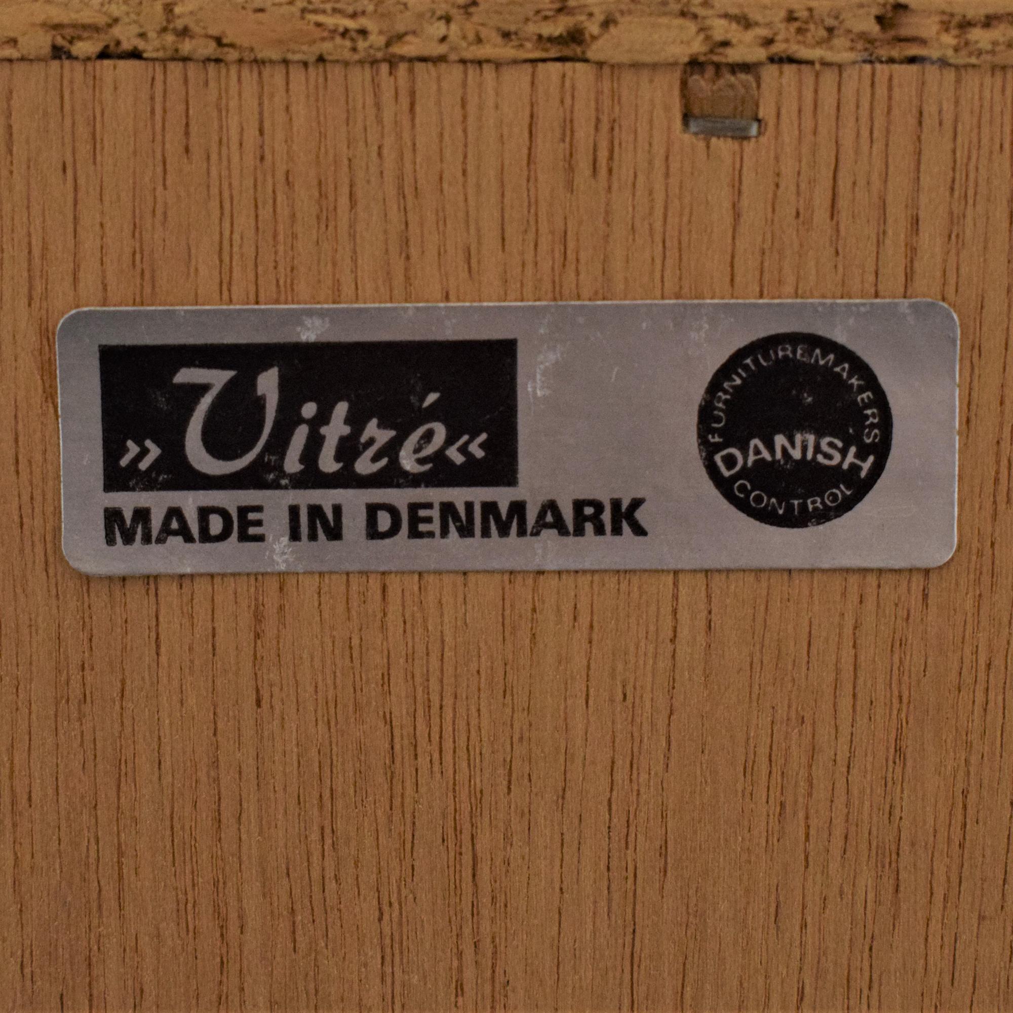 Vitré Vitré Mid Century Danish Dresser discount